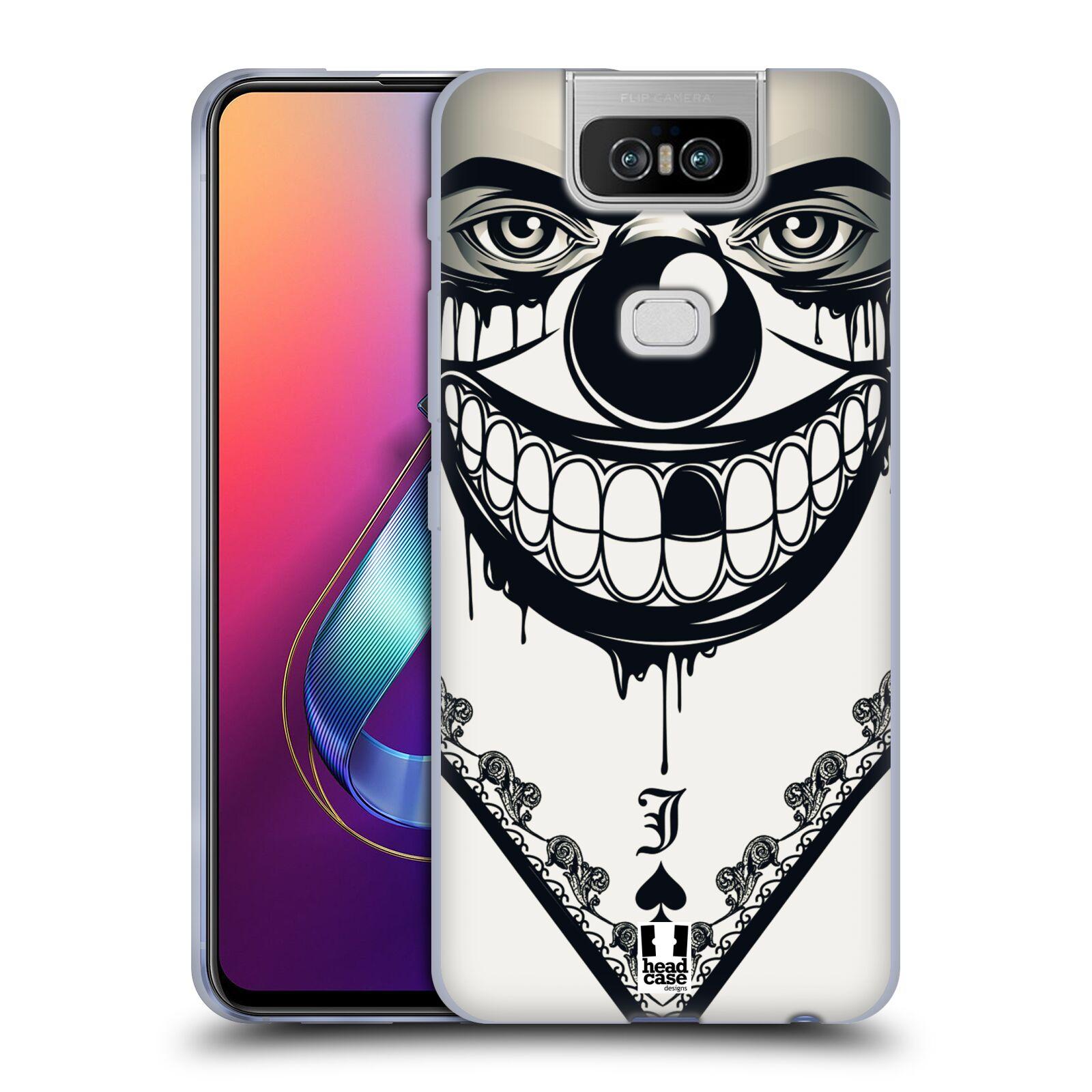 Silikonové pouzdro na mobil Asus Zenfone 6 ZS630KL - Head Case - ZLEJ KLAUN
