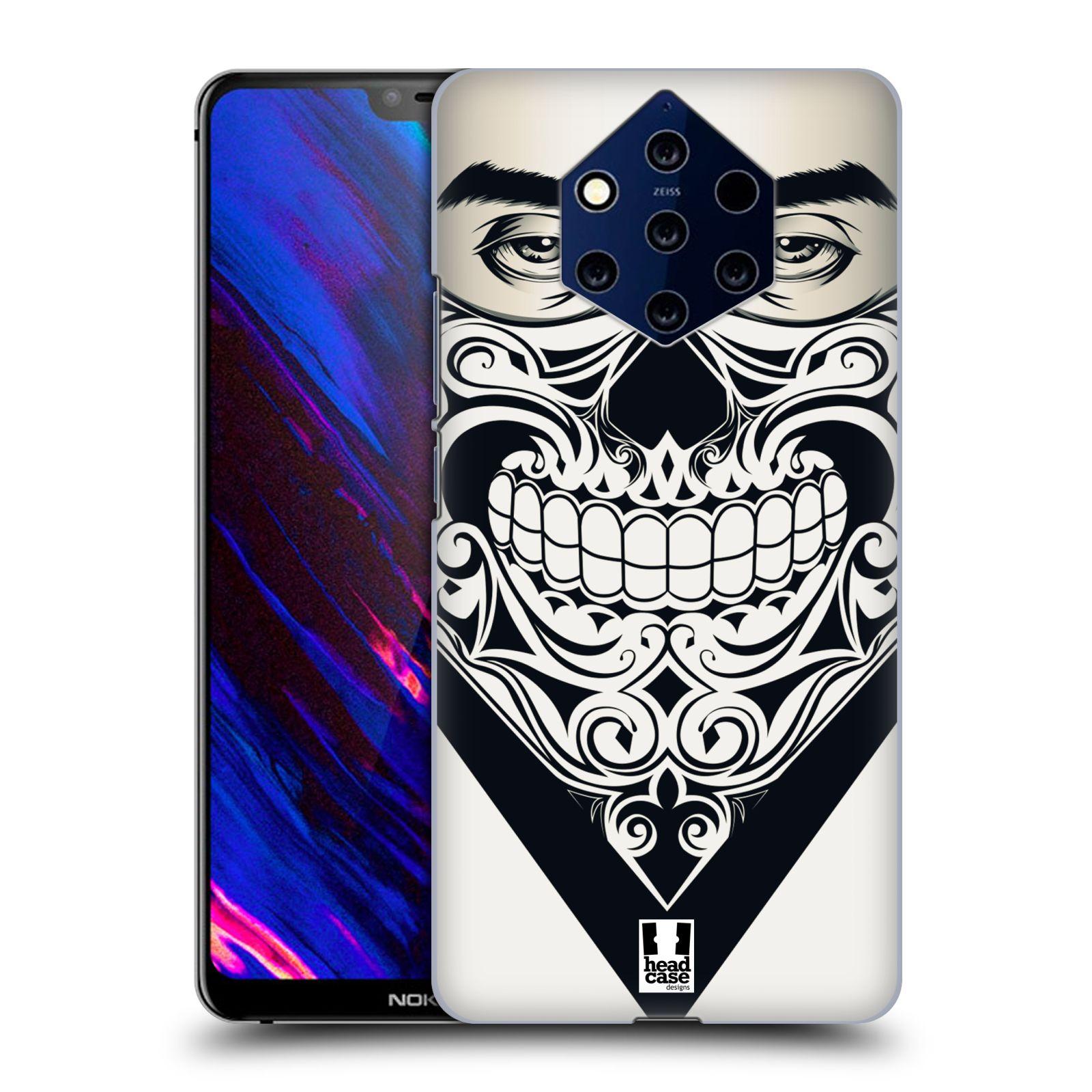 Plastové pouzdro na mobil Nokia 9 PureView - Head Case - LEBKA BANDANA