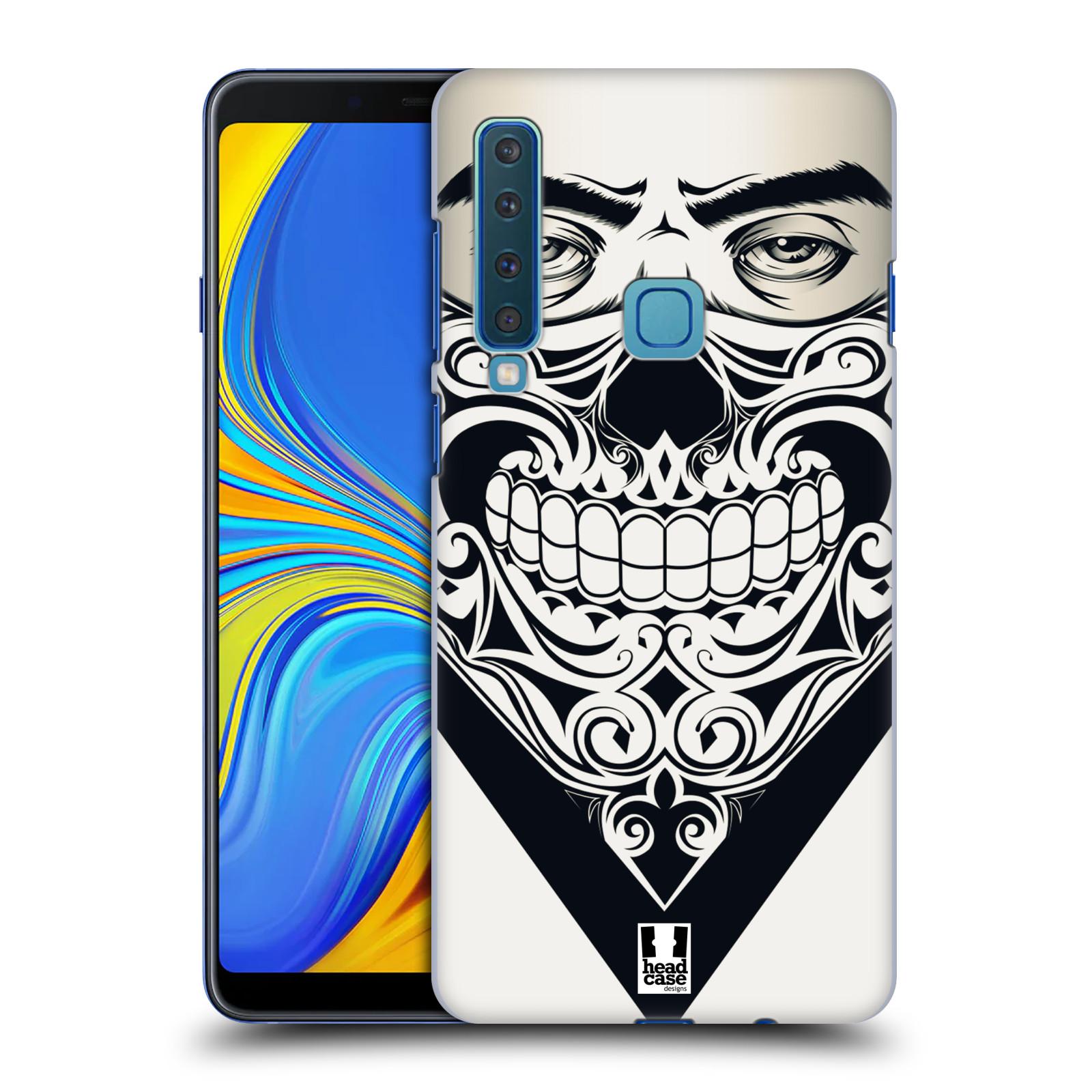Plastové pouzdro na mobil Samsung Galaxy A9 (2018) - Head Case - LEBKA BANDANA