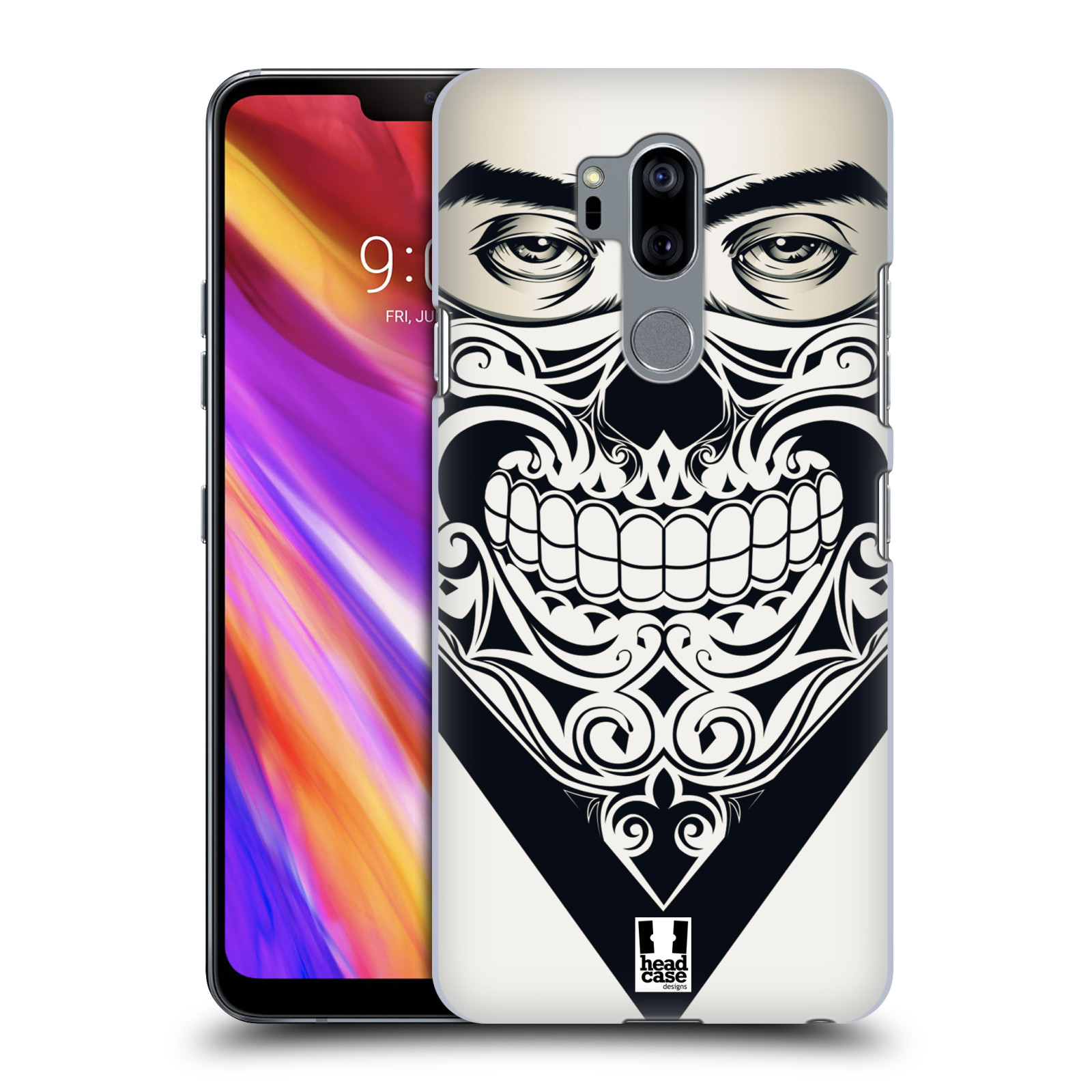 Plastové pouzdro na mobil LG G7 ThinQ - Head Case - LEBKA BANDANA