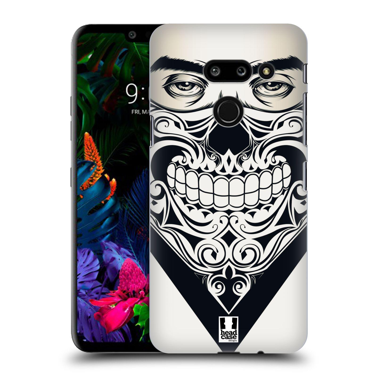 Plastové pouzdro na mobil LG G8 ThinQ - Head Case - LEBKA BANDANA