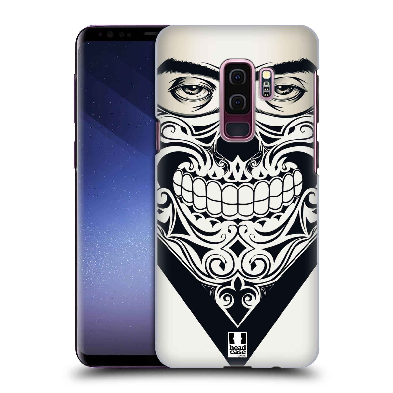 Plastové pouzdro na mobil Samsung Galaxy S9 Plus - Head Case - LEBKA BANDANA