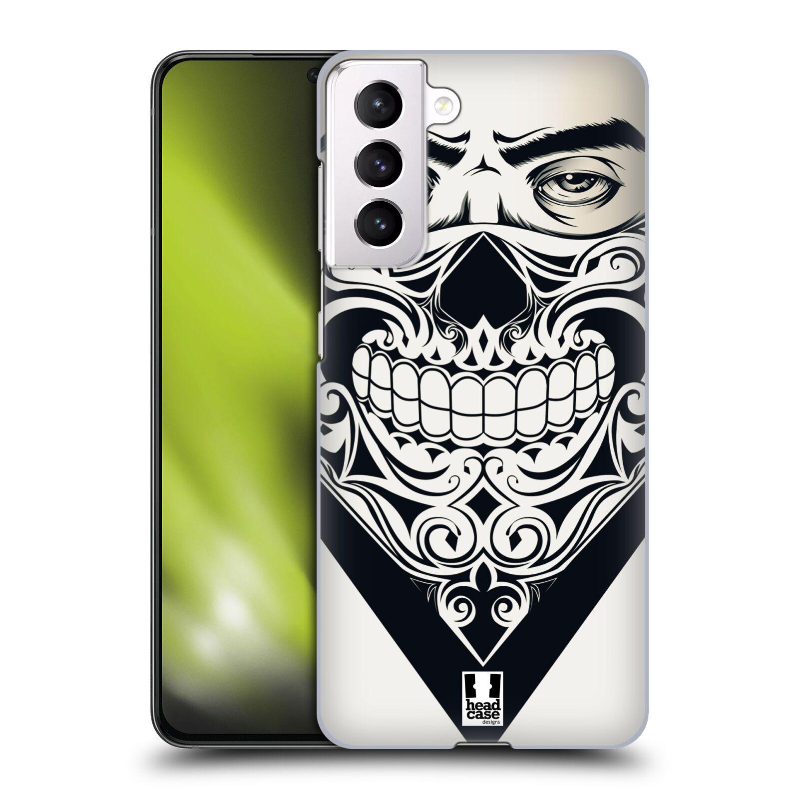 Plastové pouzdro na mobil Samsung Galaxy S21 5G - Head Case - LEBKA BANDANA