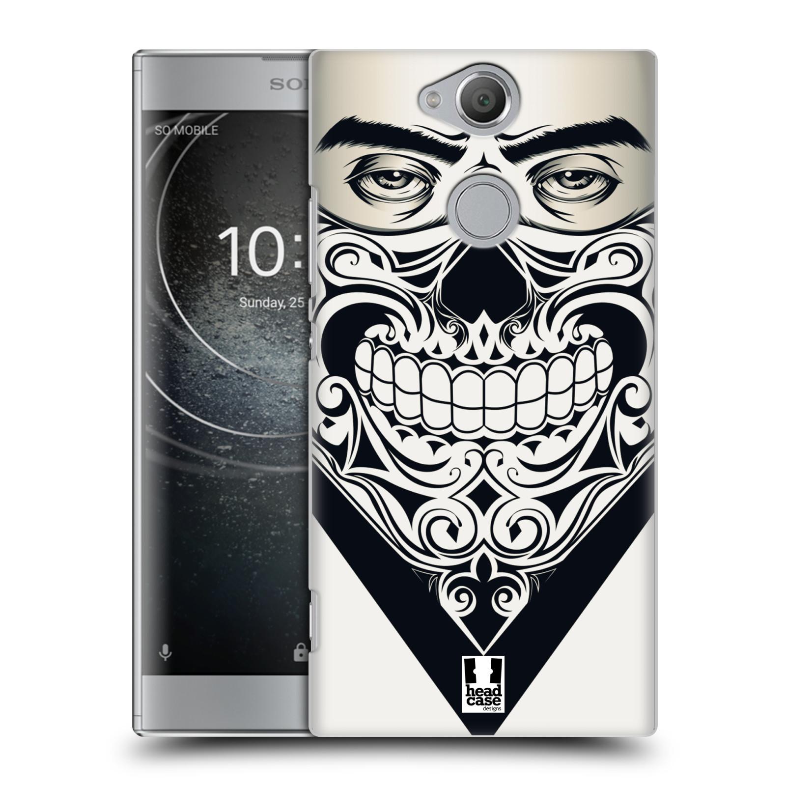 Plastové pouzdro na mobil Sony Xperia XA2 - Head Case - LEBKA BANDANA