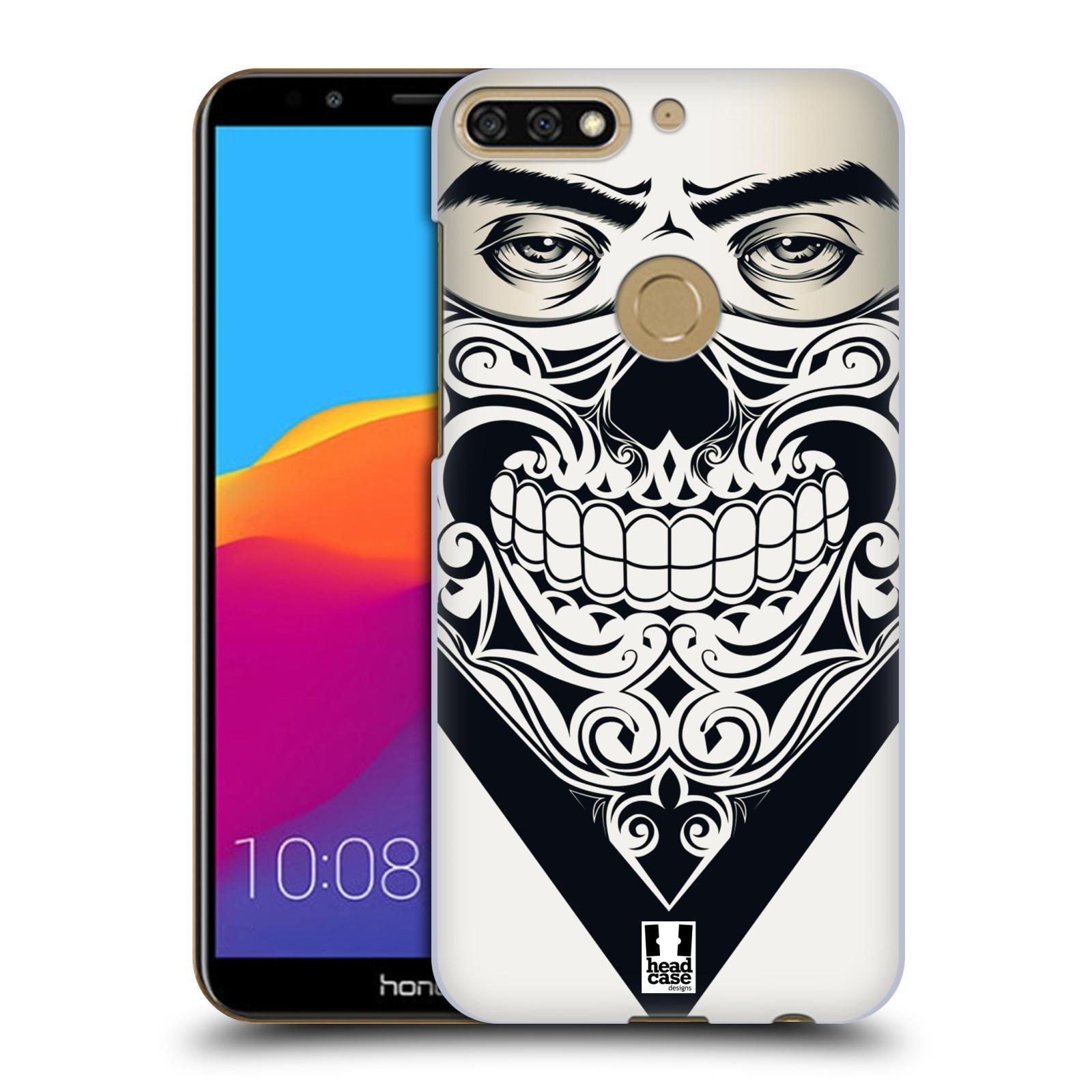Plastové pouzdro na mobil Huawei Y7 Prime 2018 - Head Case - LEBKA BANDANA
