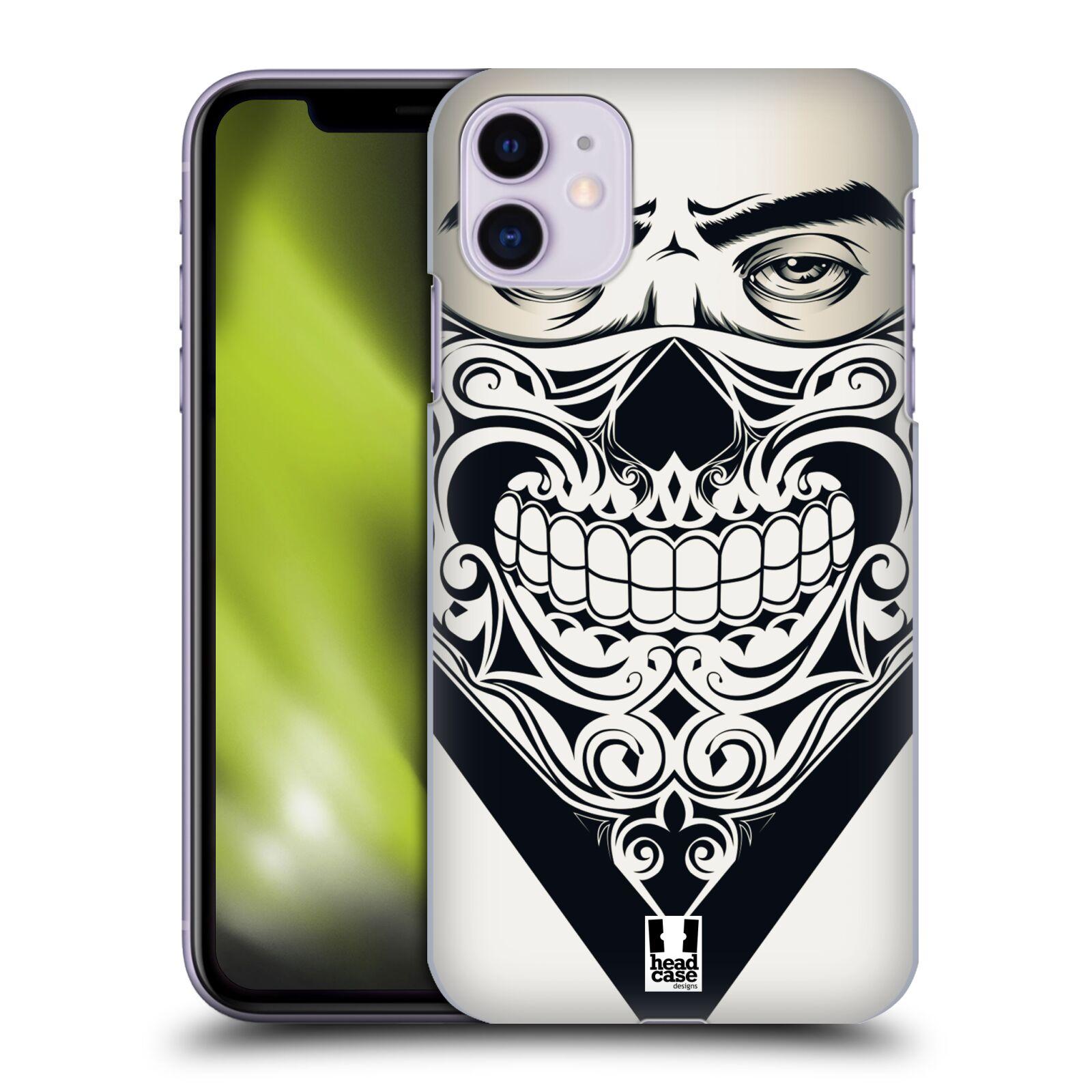 Plastové pouzdro na mobil Apple iPhone 11 - Head Case - LEBKA BANDANA