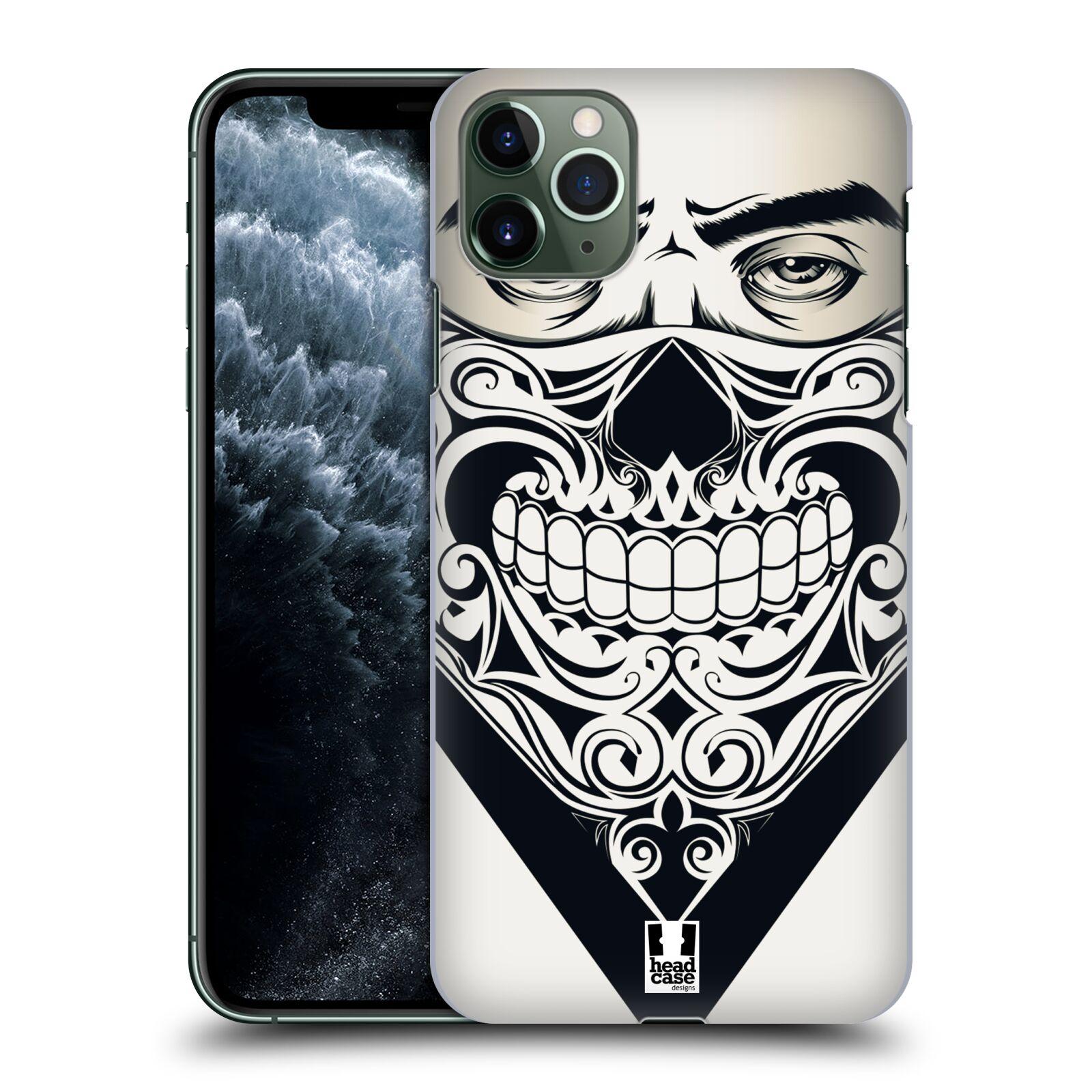 Plastové pouzdro na mobil Apple iPhone 11 Pro Max - Head Case - LEBKA BANDANA