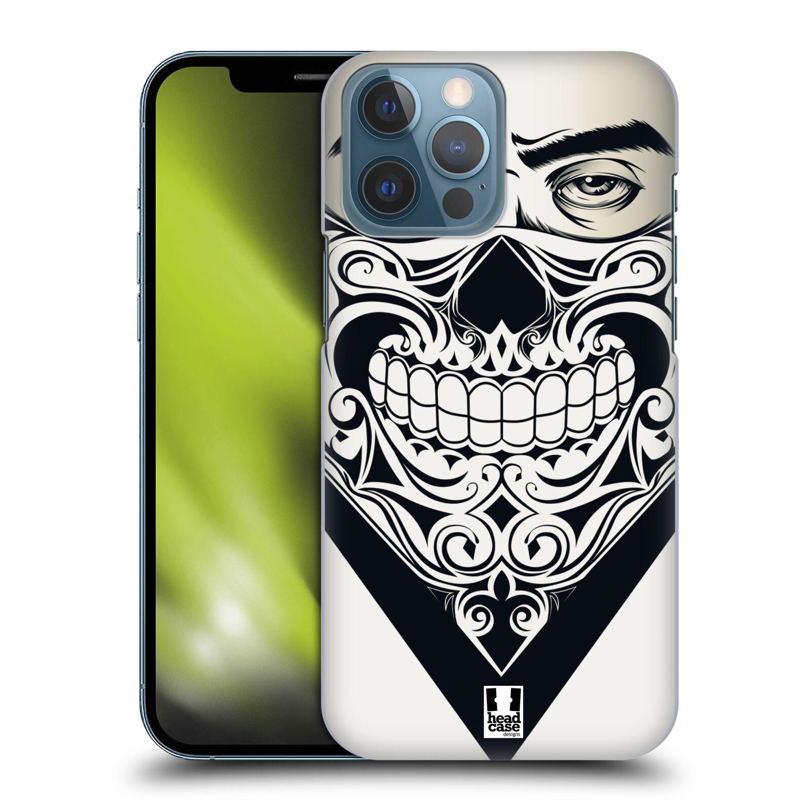 Plastové pouzdro na mobil Apple iPhone 13 Pro Max - Head Case - LEBKA BANDANA