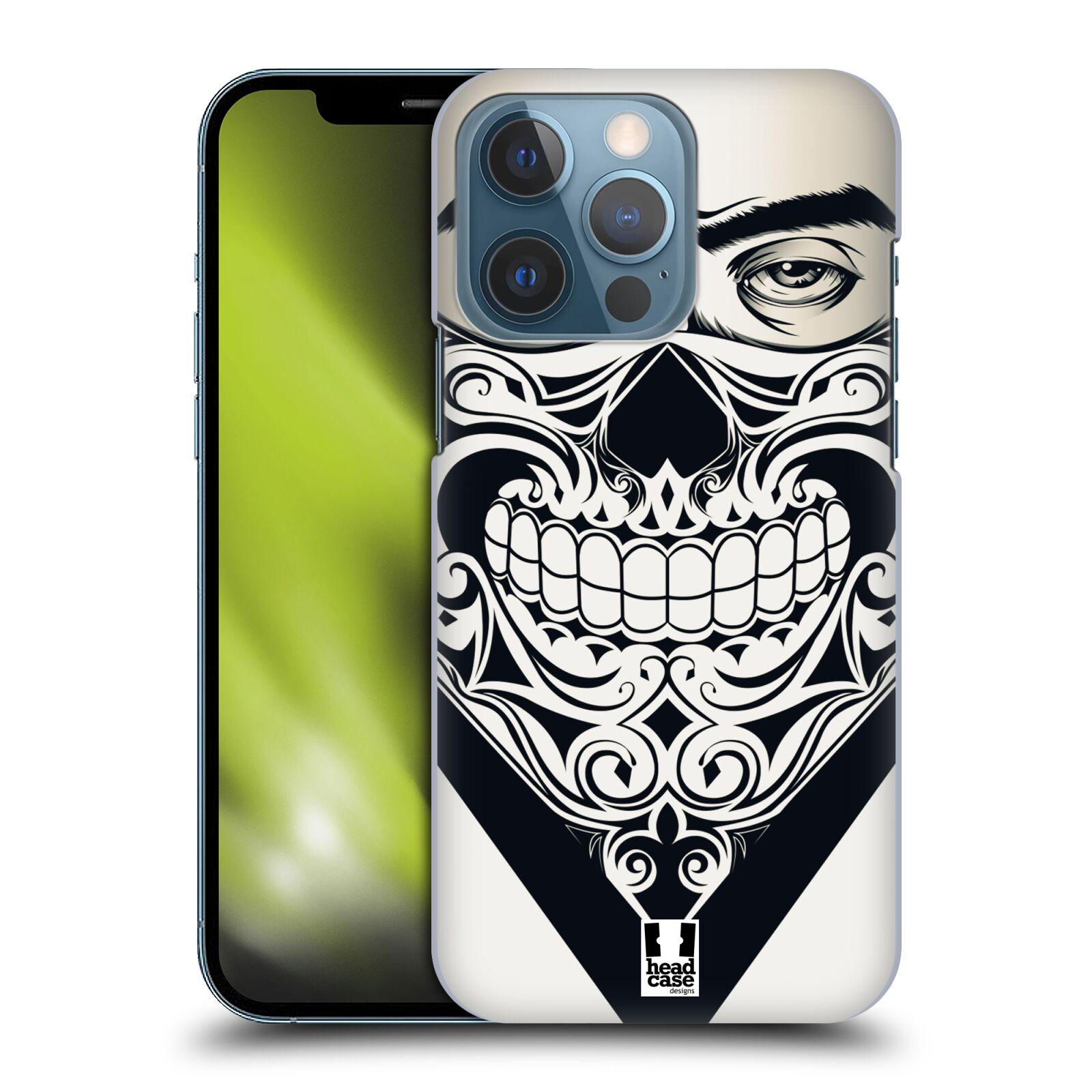 Plastové pouzdro na mobil Apple iPhone 13 Pro - Head Case - LEBKA BANDANA