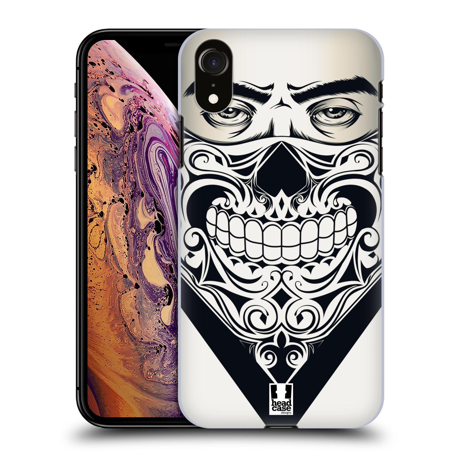 Plastové pouzdro na mobil Apple iPhone XR - Head Case - LEBKA BANDANA