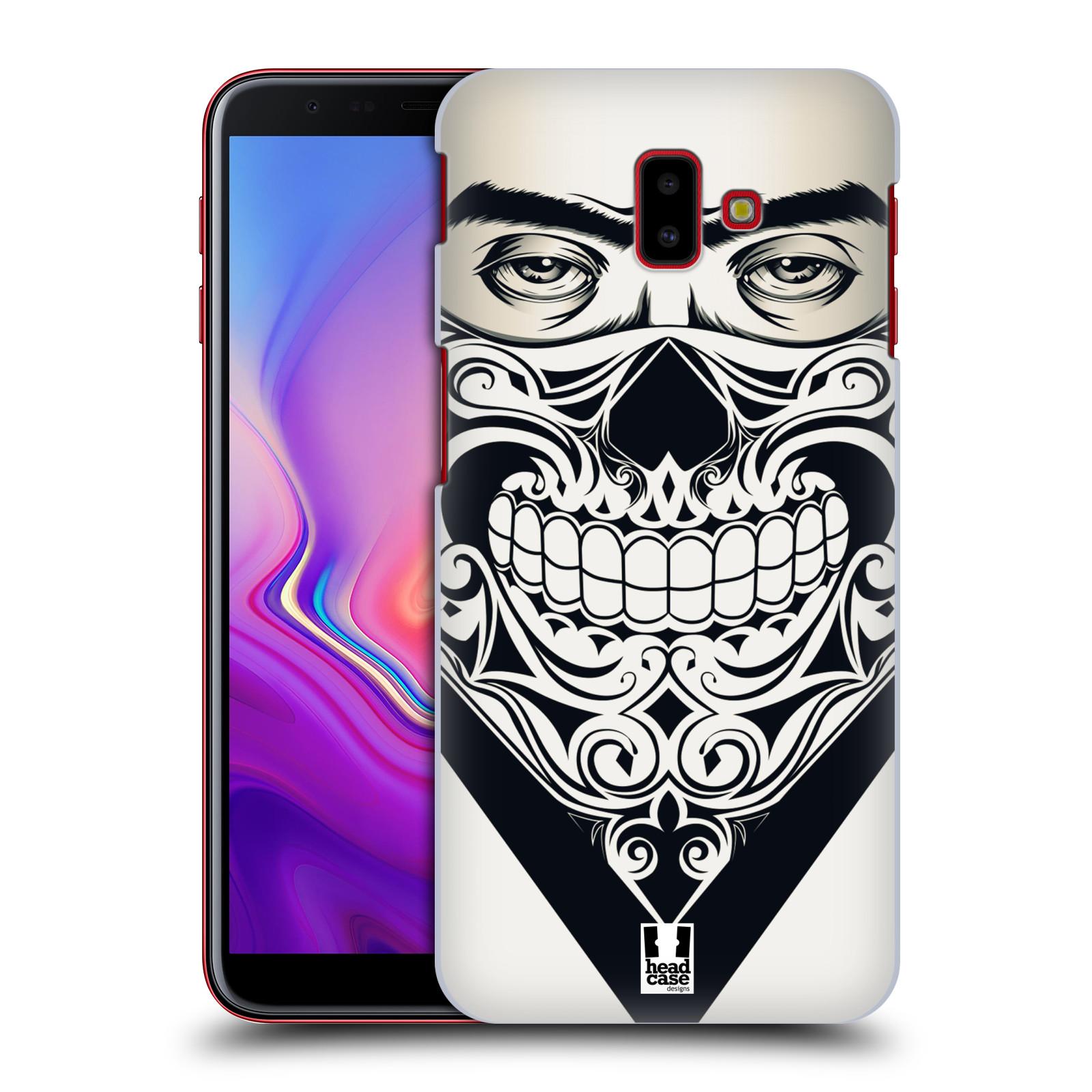 Plastové pouzdro na mobil Samsung Galaxy J6 Plus - Head Case - LEBKA BANDANA