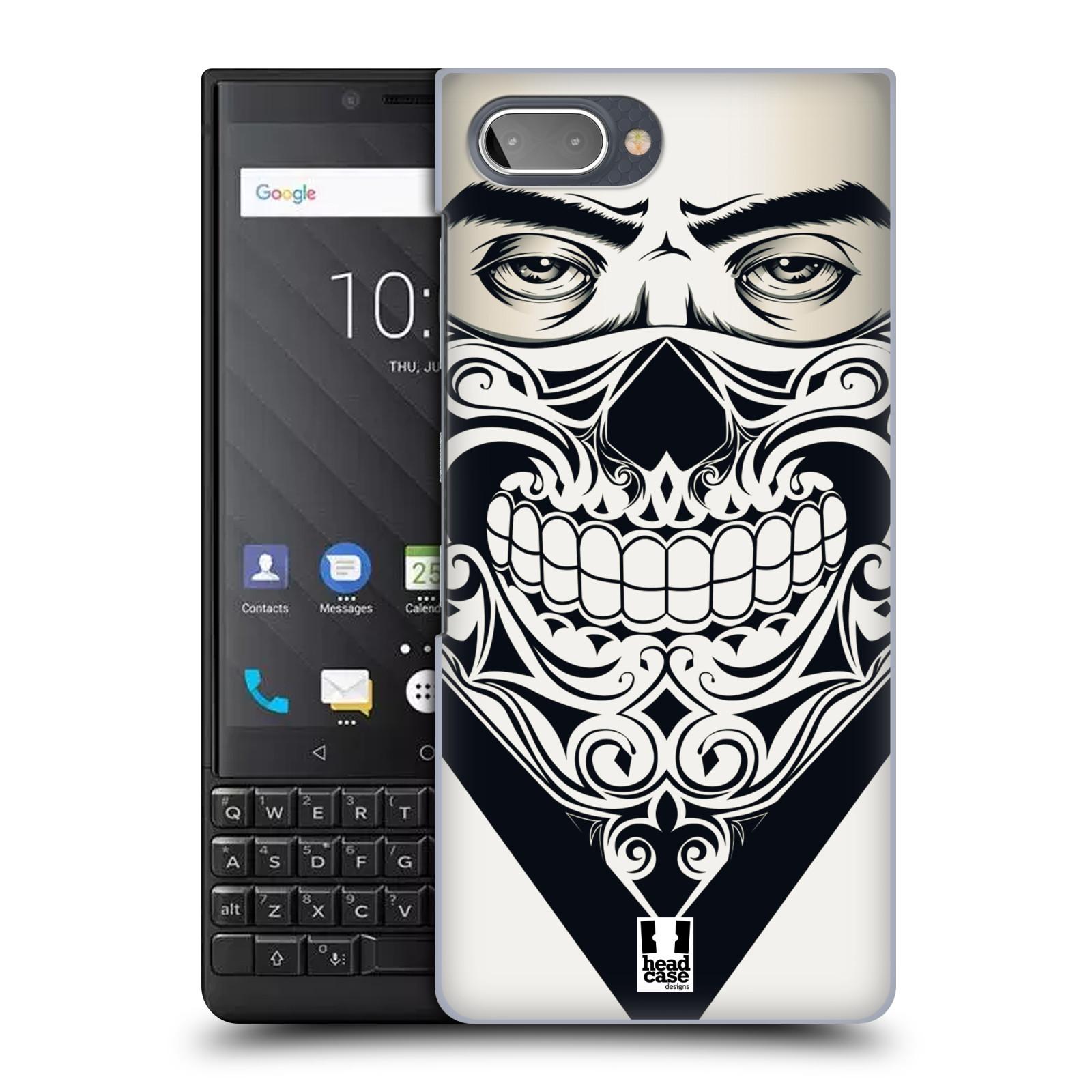 Plastové pouzdro na mobil Blackberry Key 2 - Head Case - LEBKA BANDANA