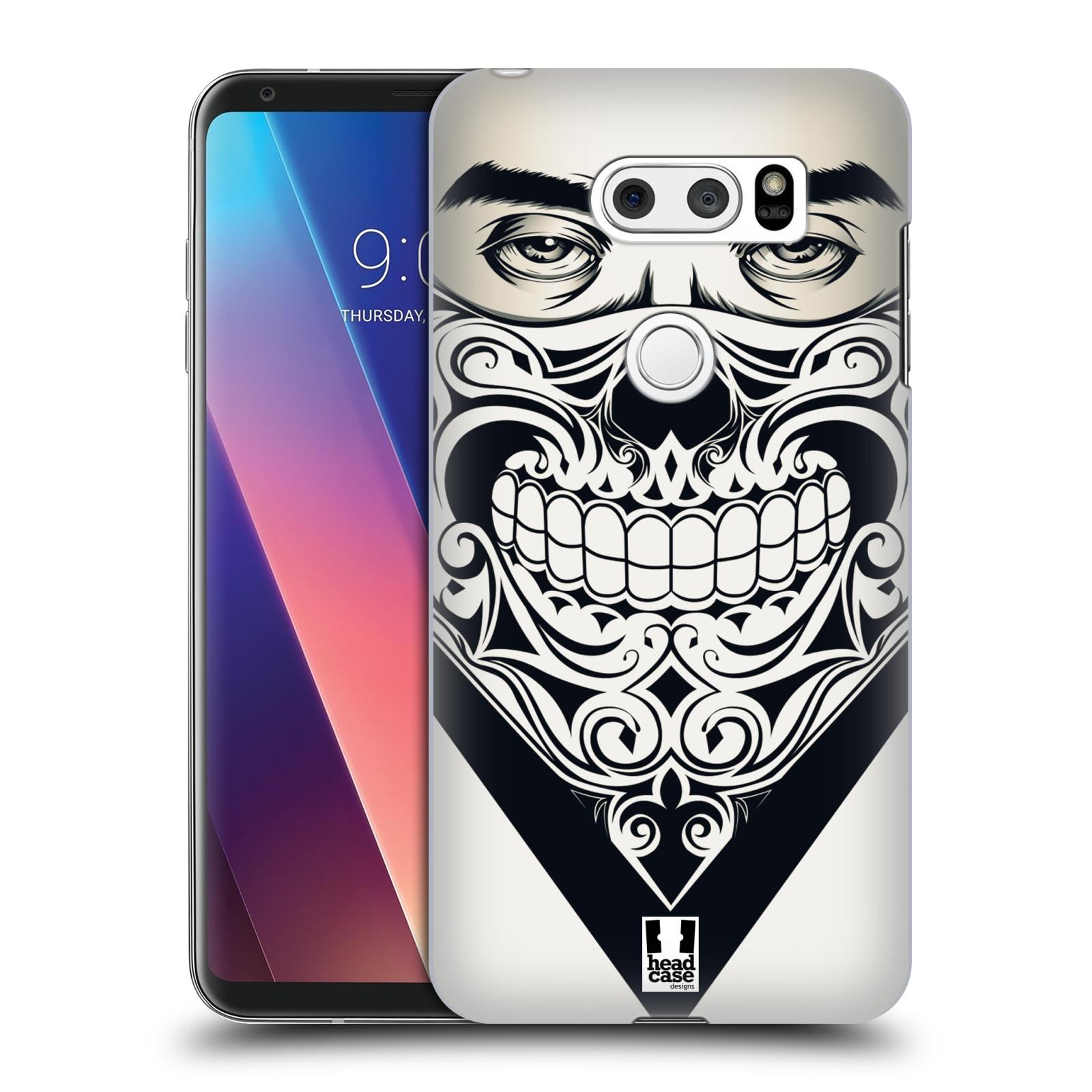 Plastové pouzdro na mobil LG V30 - Head Case - LEBKA BANDANA