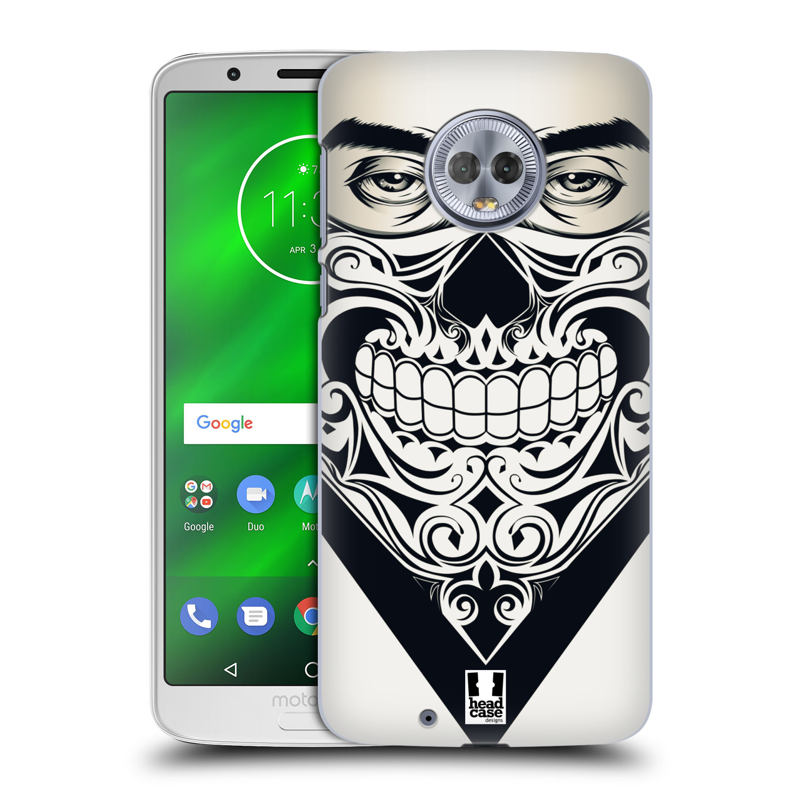 Plastové pouzdro na mobil Motorola Moto G6 - Head Case - LEBKA BANDANA