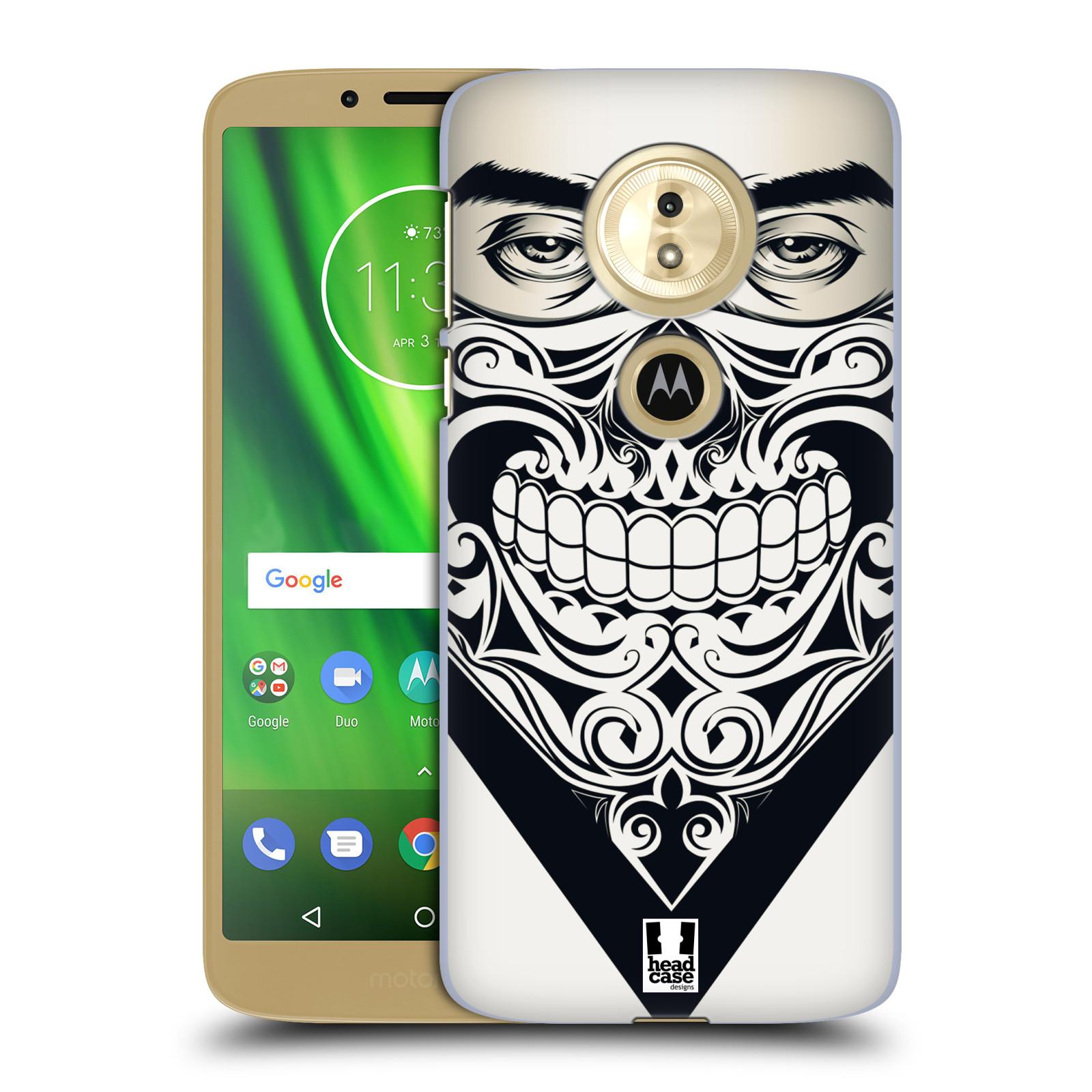 Plastové pouzdro na mobil Motorola Moto G6 Play - Head Case - LEBKA BANDANA