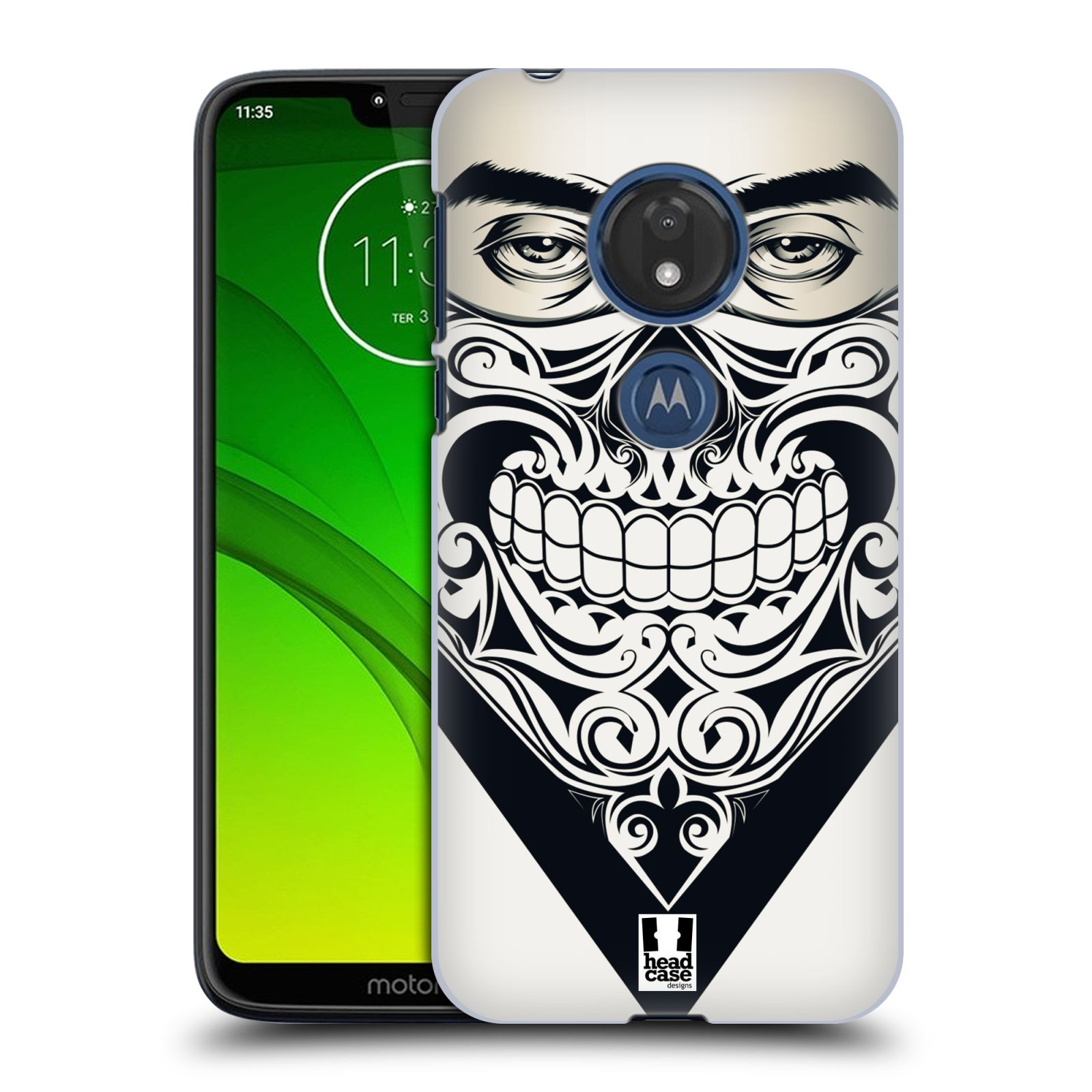 Plastové pouzdro na mobil Motorola Moto G7 Play - Head Case - LEBKA BANDANA