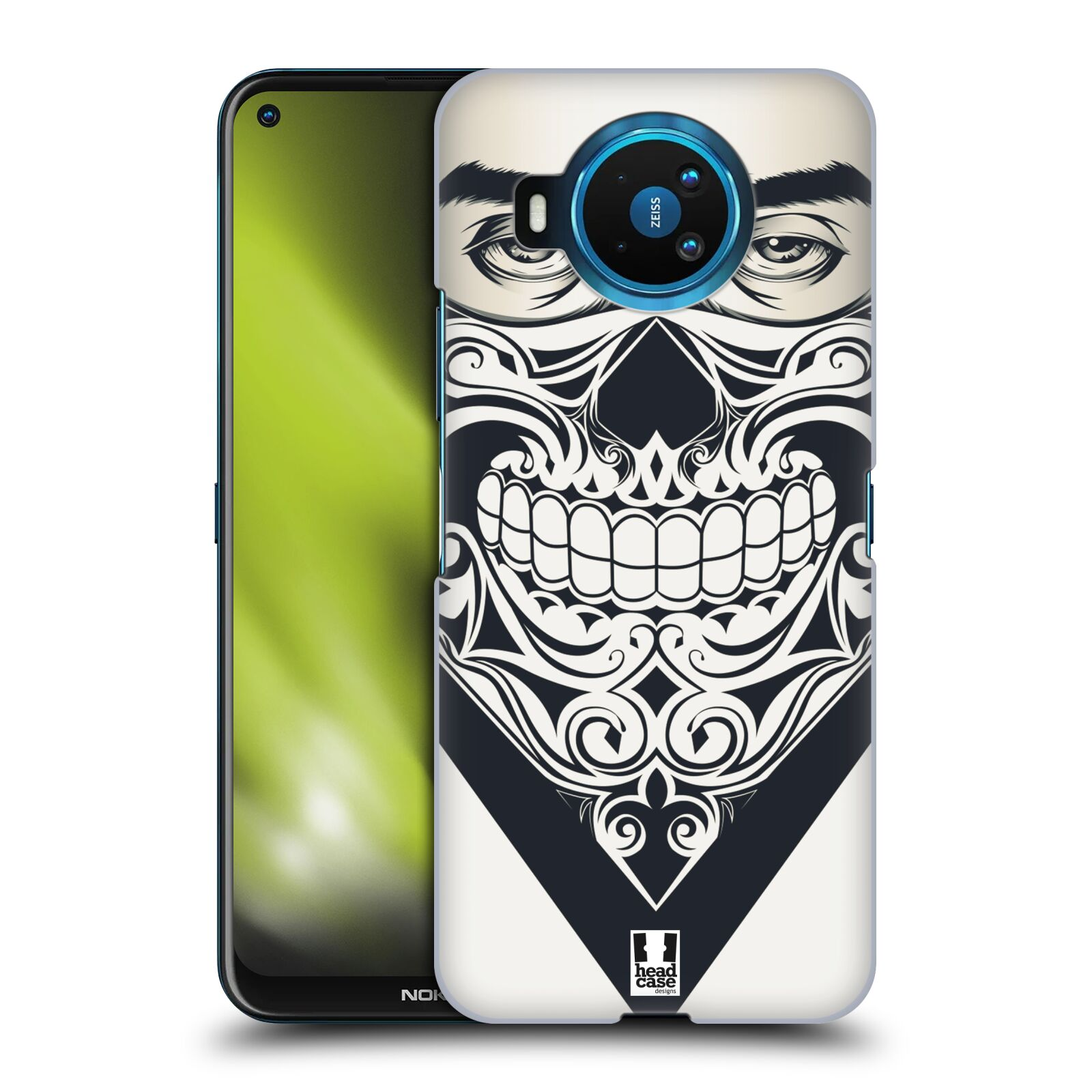 Plastové pouzdro na mobil Nokia 8.3 5G - Head Case - LEBKA BANDANA