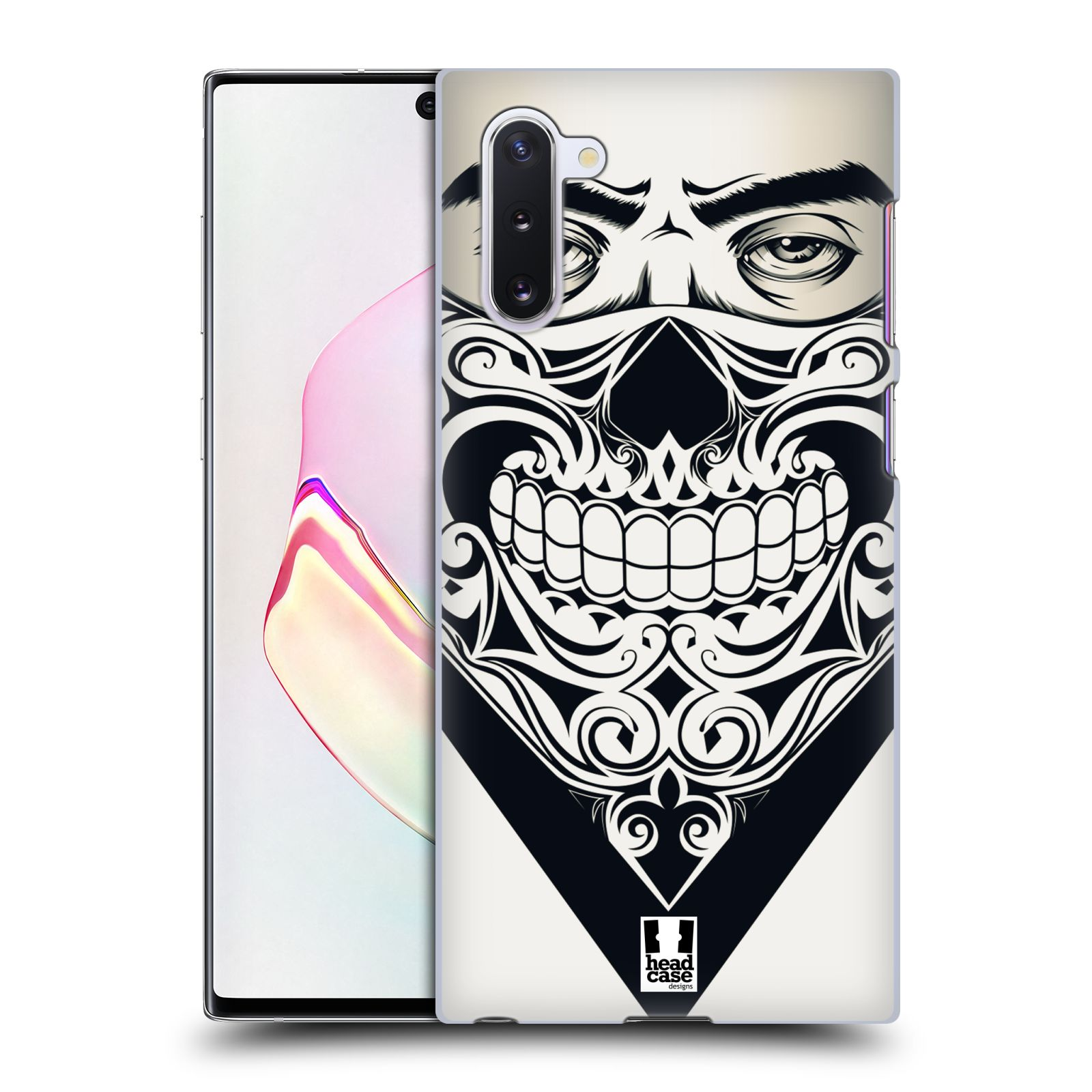 Plastové pouzdro na mobil Samsung Galaxy Note 10 - Head Case - LEBKA BANDANA