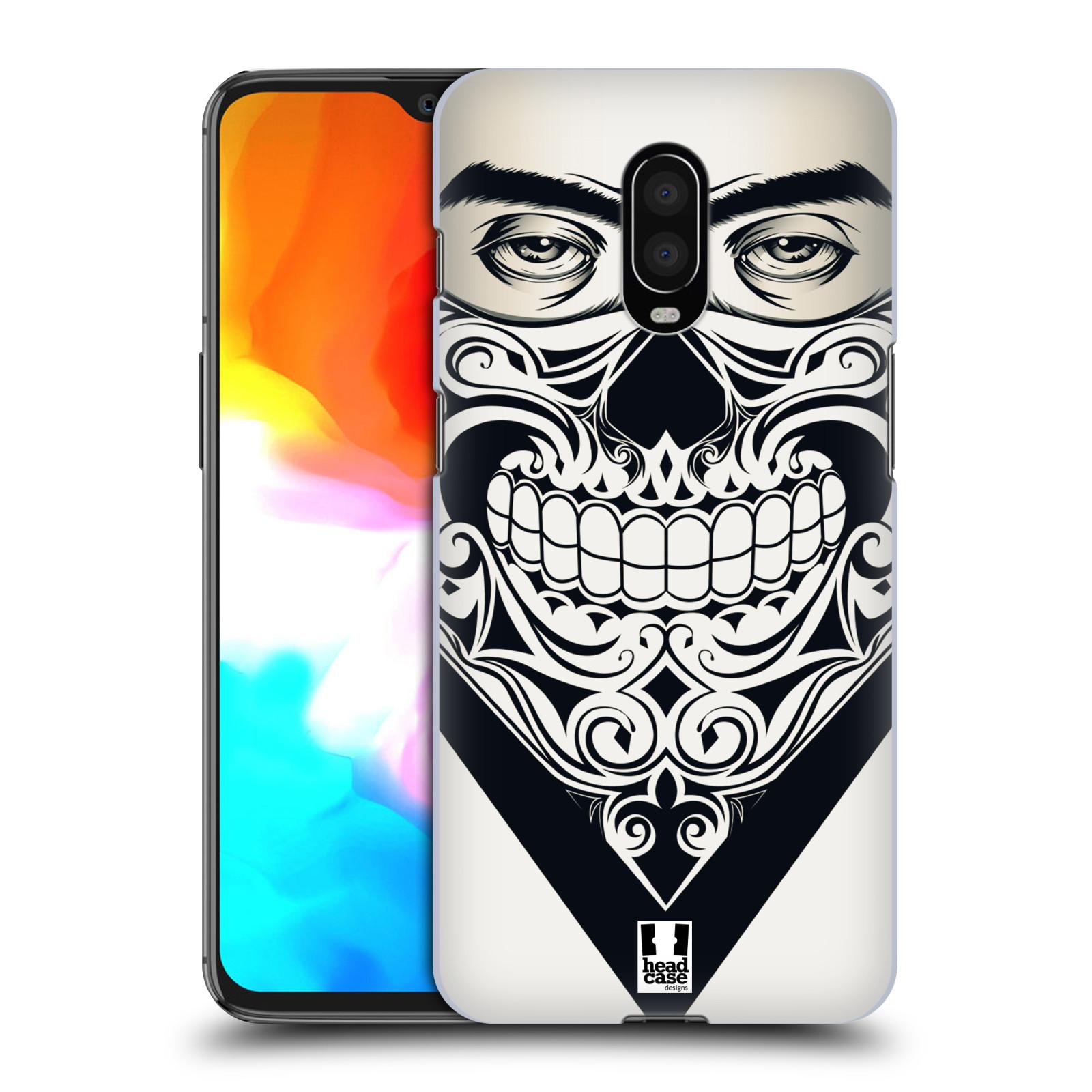 Plastové pouzdro na mobil OnePlus 6T - Head Case - LEBKA BANDANA