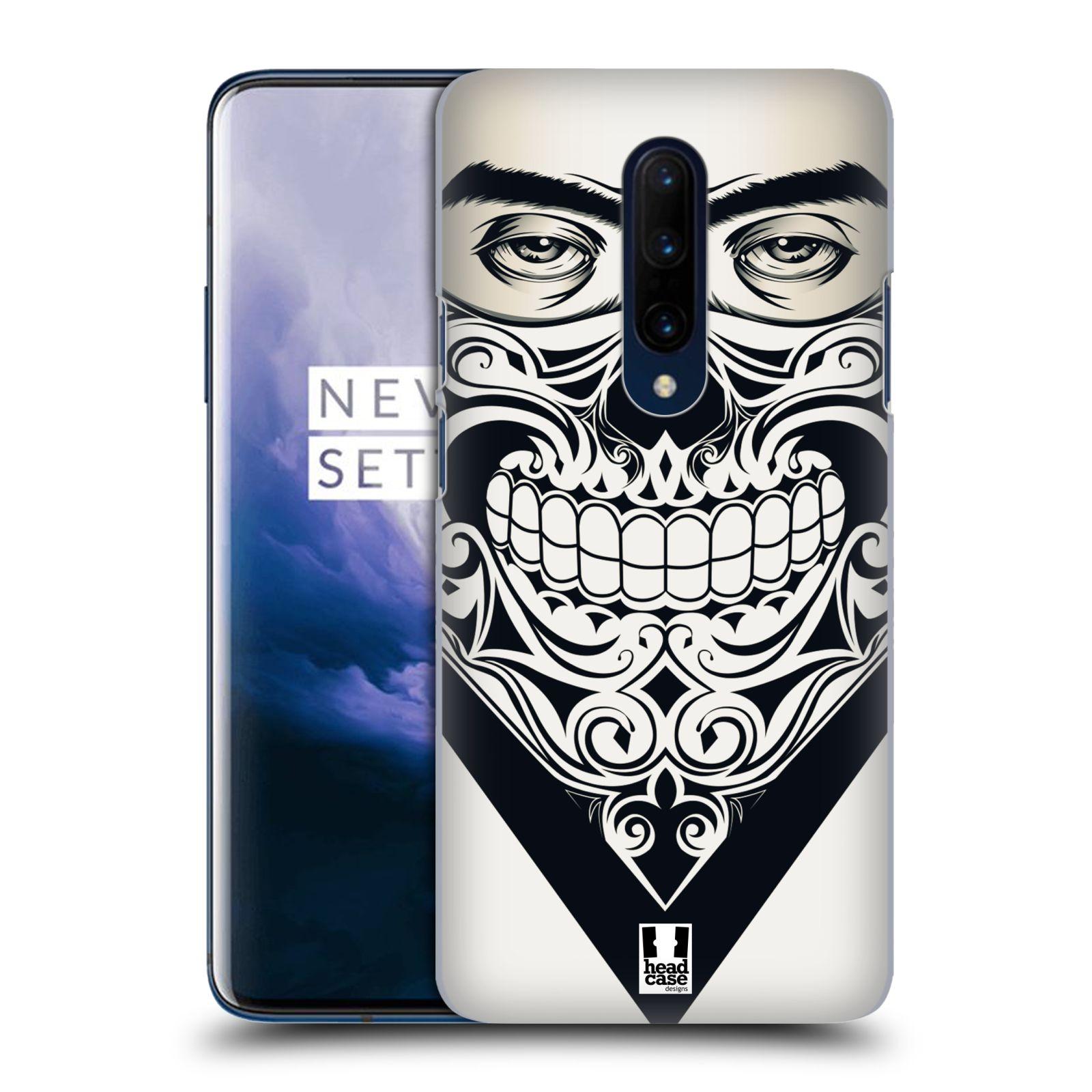 Plastové pouzdro na mobil OnePlus 7 Pro - Head Case - LEBKA BANDANA