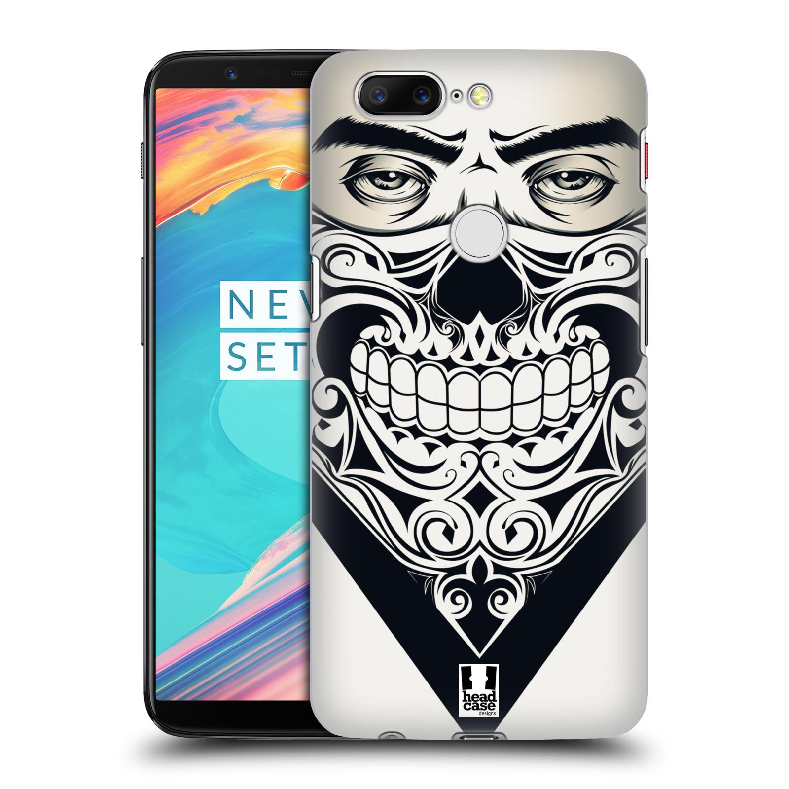 Plastové pouzdro na mobil OnePlus 5T - Head Case - LEBKA BANDANA