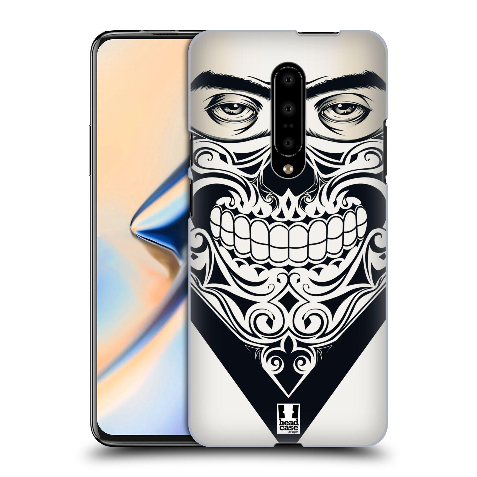 Plastové pouzdro na mobil OnePlus 7 - Head Case - LEBKA BANDANA
