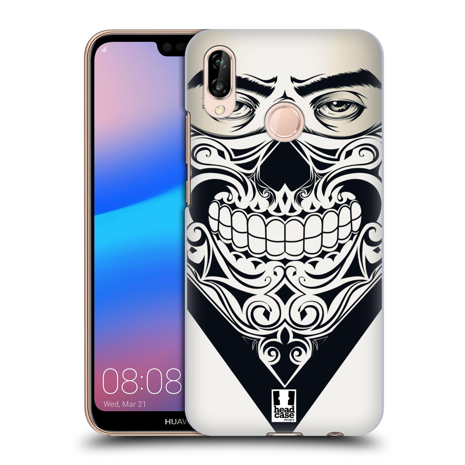 Plastové pouzdro na mobil Huawei P20 Lite - Head Case - LEBKA BANDANA