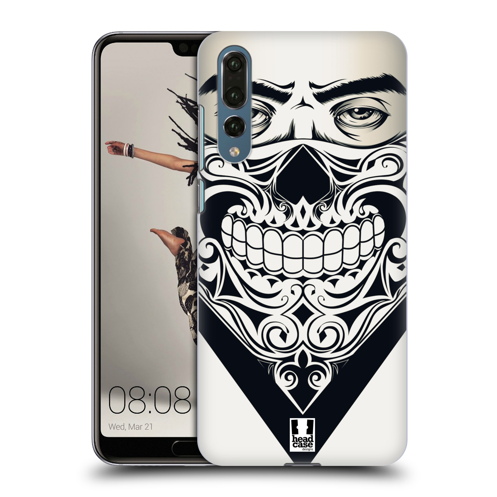 Plastové pouzdro na mobil Huawei P20 Pro - Head Case - LEBKA BANDANA