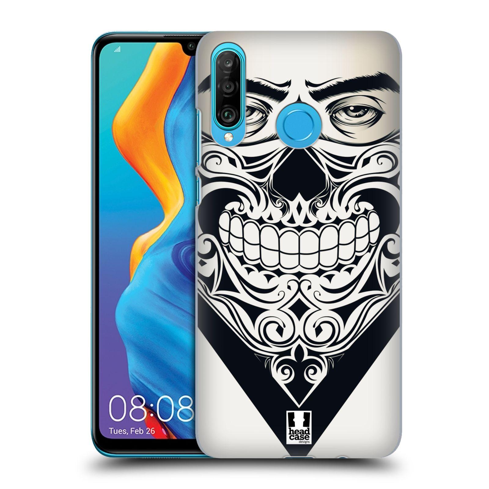 Plastové pouzdro na mobil Huawei P30 Lite - Head Case - LEBKA BANDANA