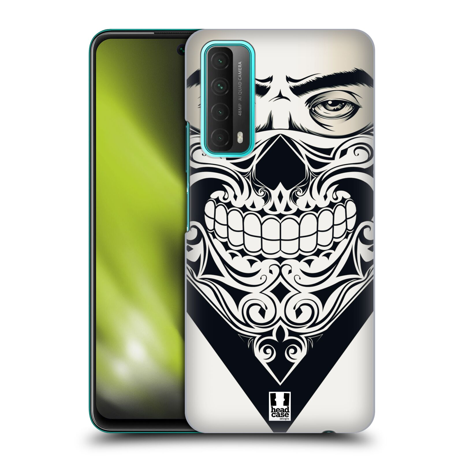 Plastové pouzdro na mobil Huawei P Smart (2021) - Head Case - LEBKA BANDANA