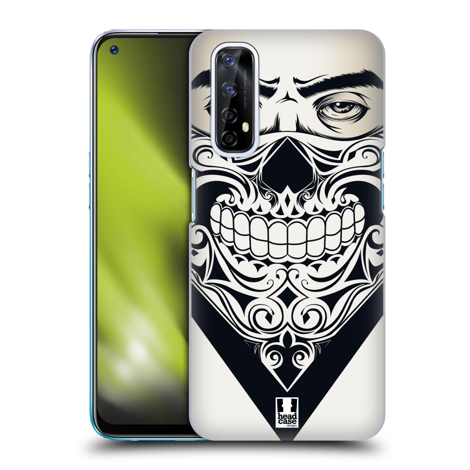 Plastové pouzdro na mobil Realme 7 - Head Case - LEBKA BANDANA