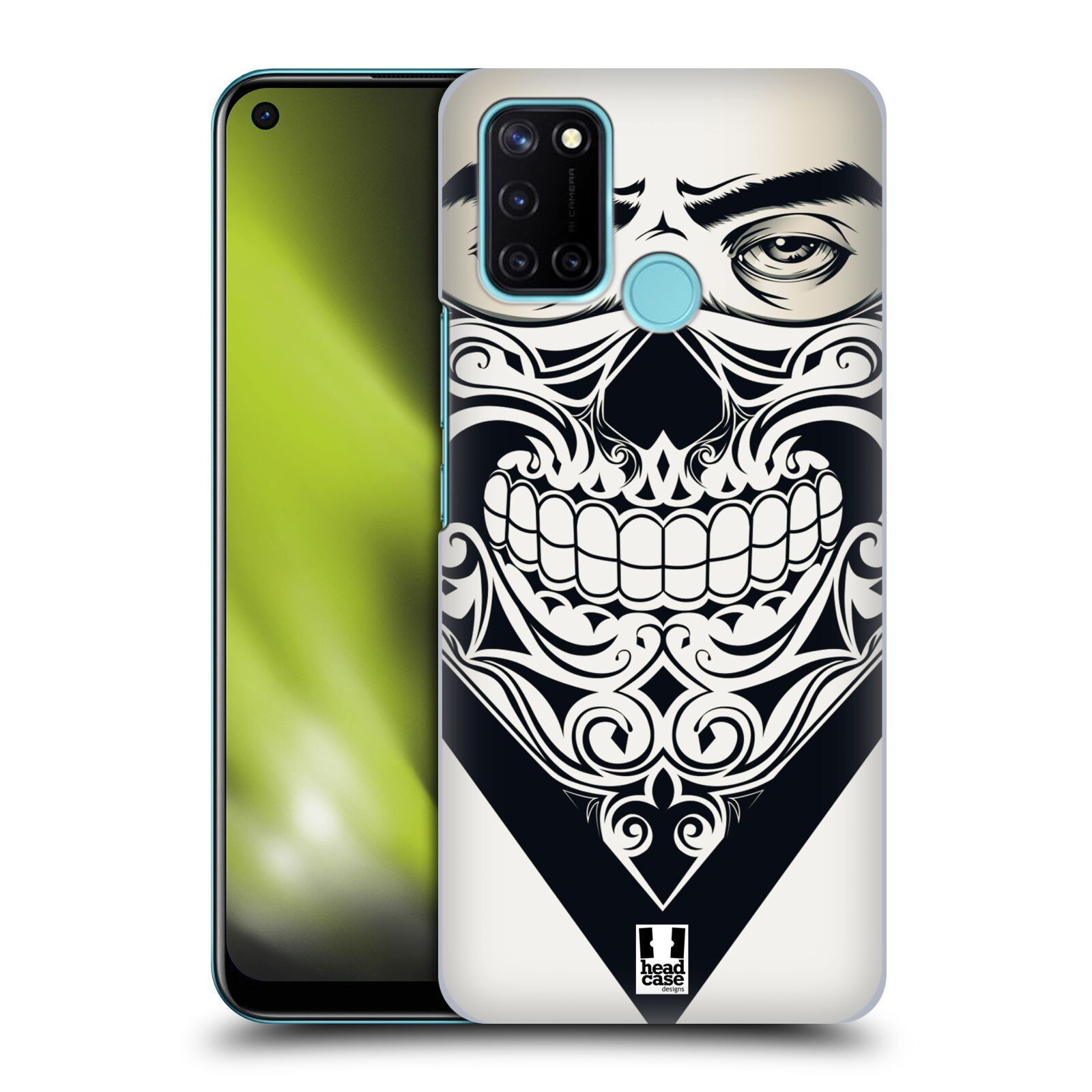 Plastové pouzdro na mobil Realme 7i - Head Case - LEBKA BANDANA