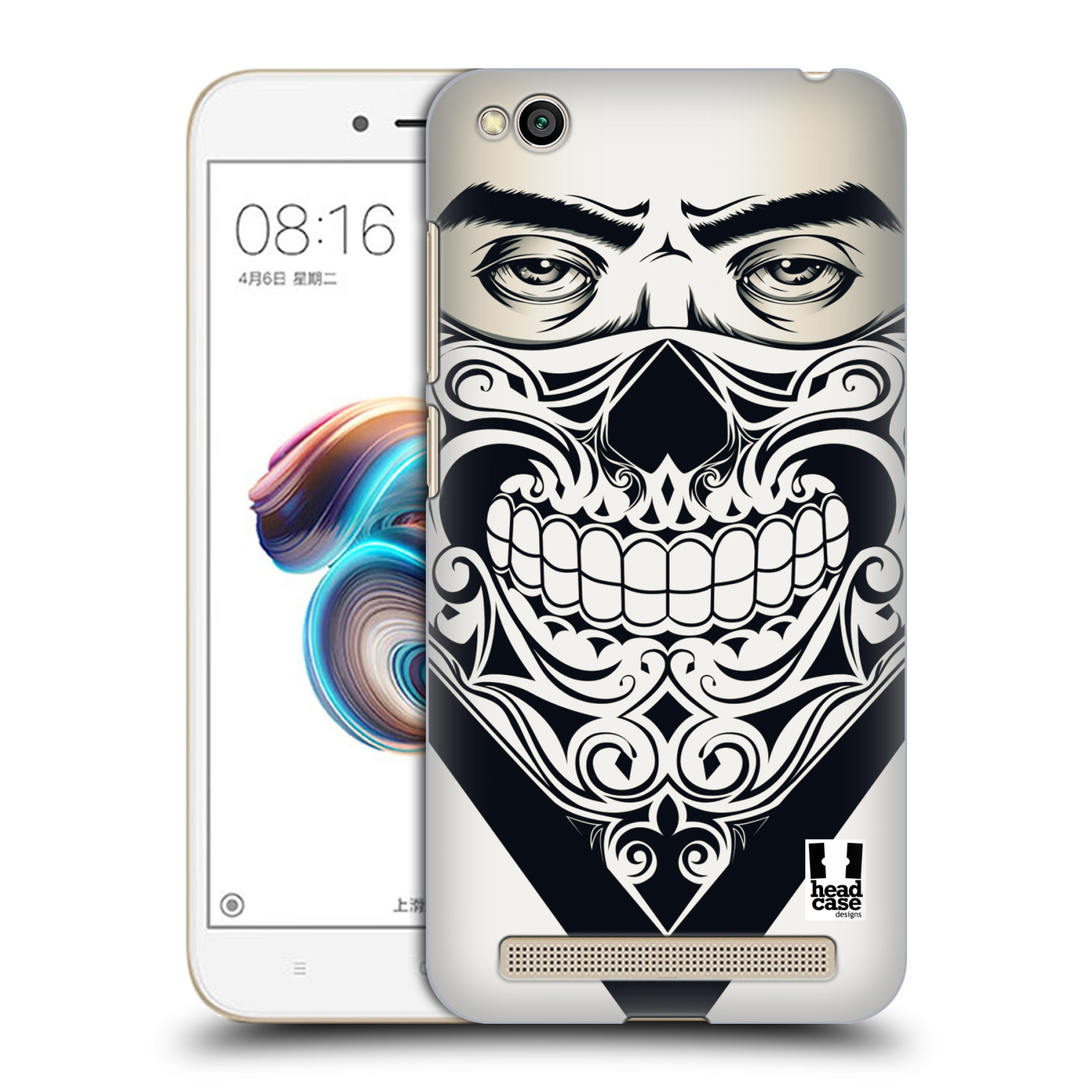 Plastové pouzdro na mobil Xiaomi Redmi 5A - Head Case - LEBKA BANDANA