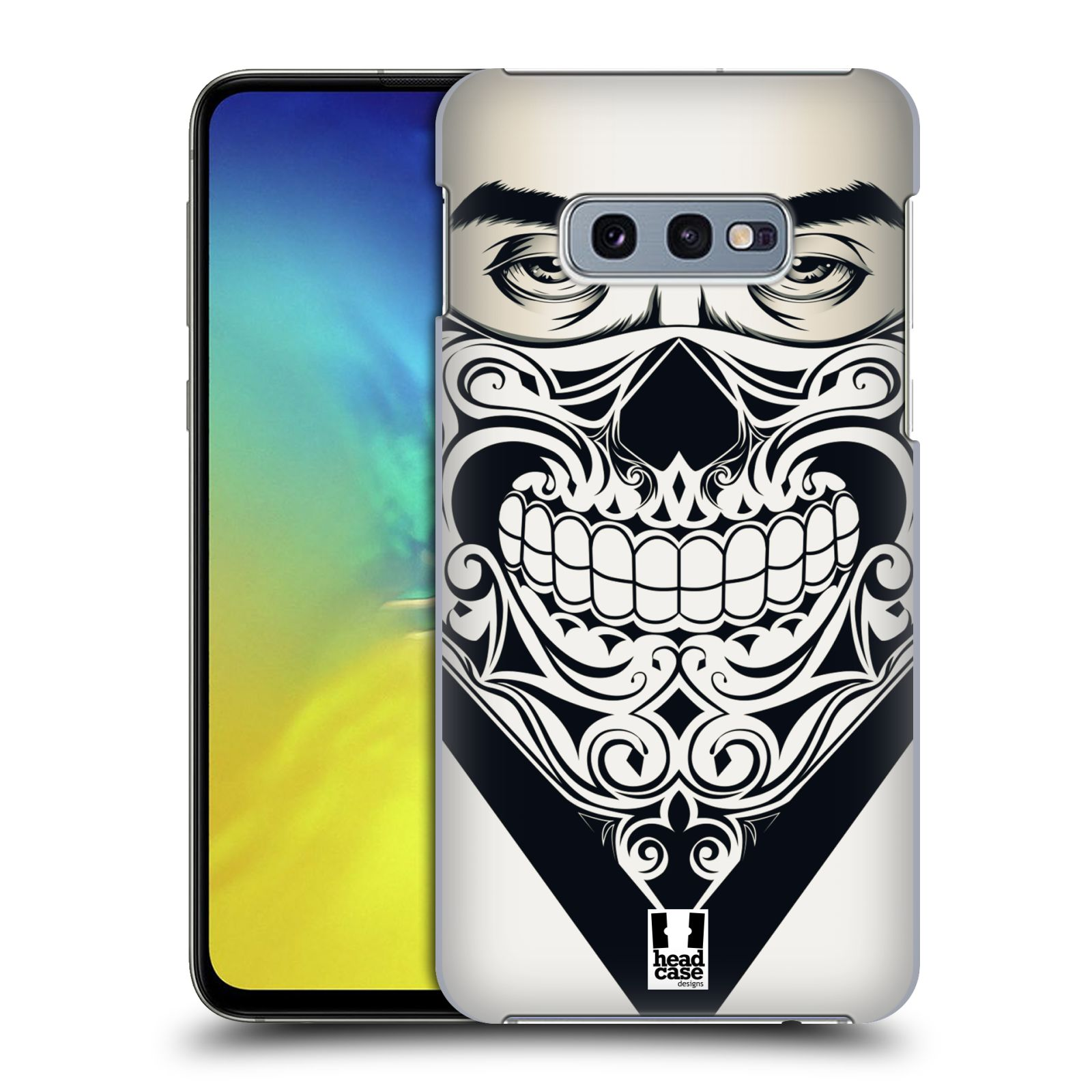Plastové pouzdro na mobil Samsung Galaxy S10e - Head Case - LEBKA BANDANA