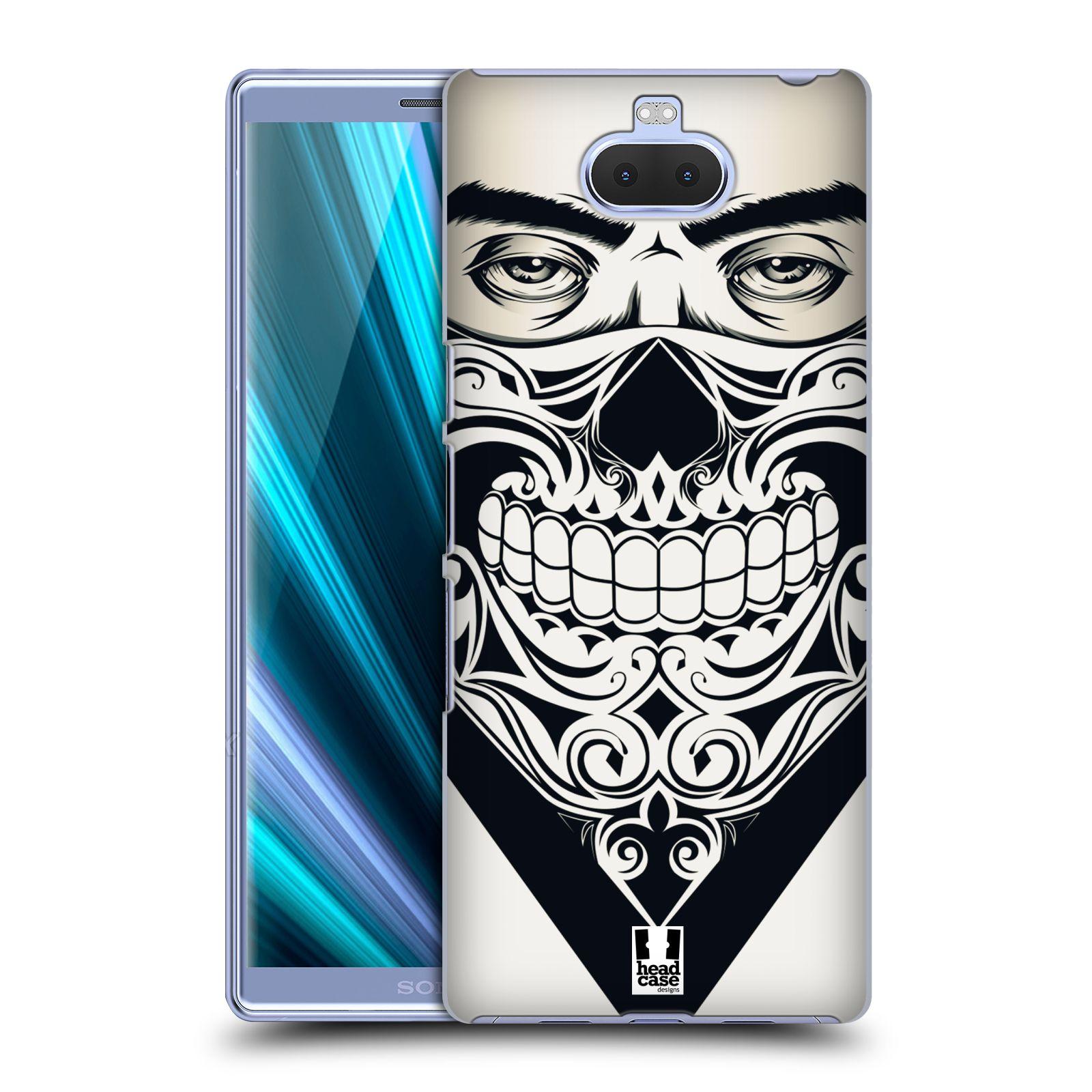 Plastové pouzdro na mobil Sony Xperia 10 Plus - Head Case - LEBKA BANDANA