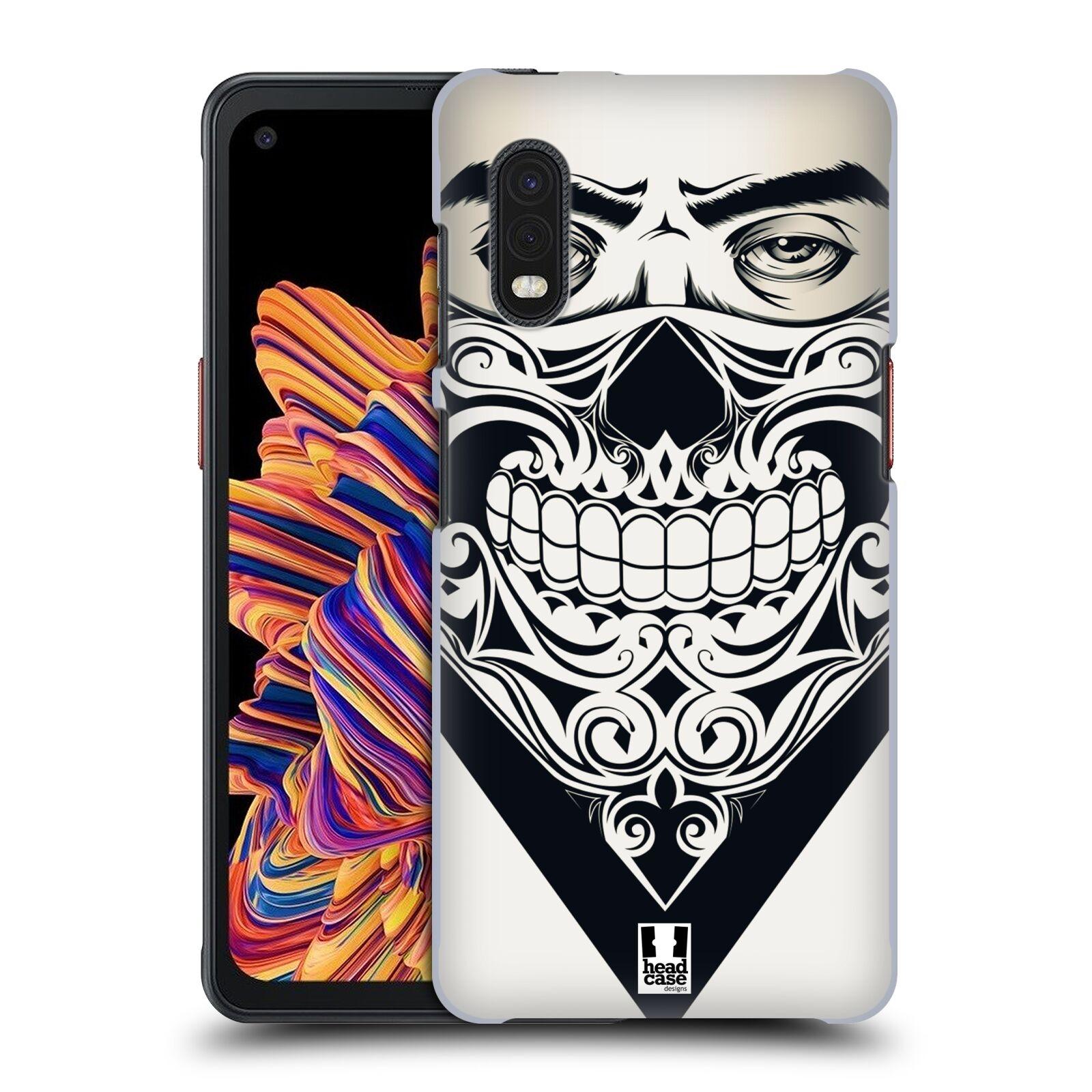 Plastové pouzdro na mobil Samsung Galaxy Xcover Pro - Head Case - LEBKA BANDANA