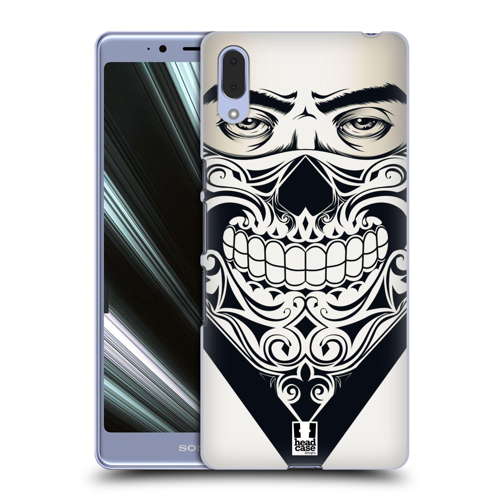 Plastové pouzdro na mobil Sony Xperia L3 - Head Case - LEBKA BANDANA