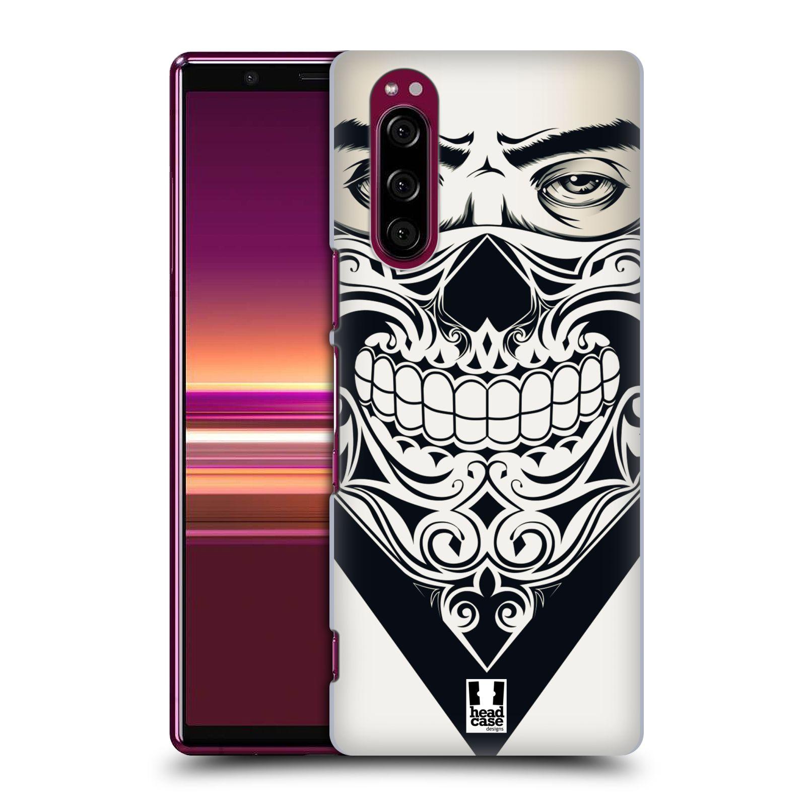 Plastové pouzdro na mobil Sony Xperia 5 - Head Case - LEBKA BANDANA
