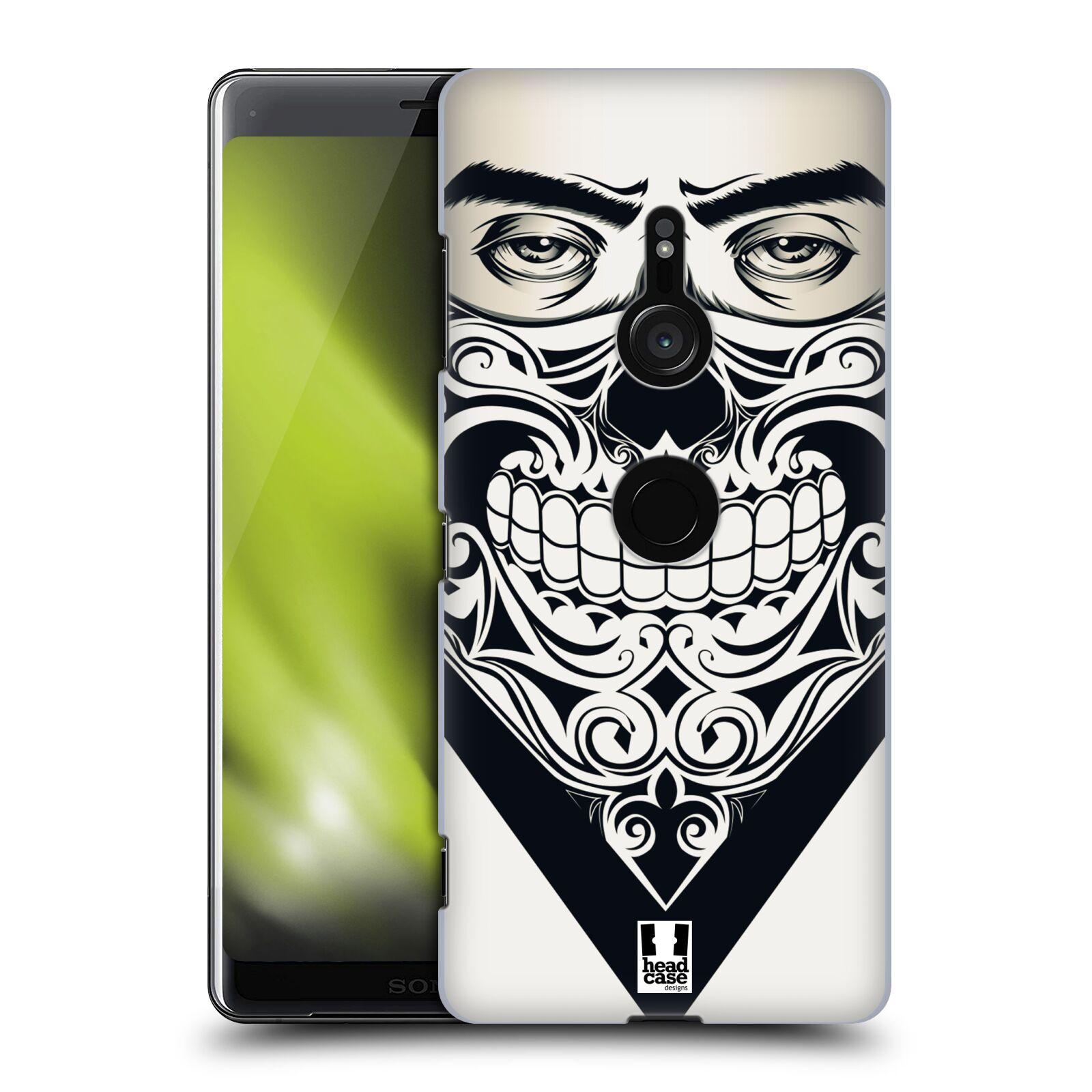 Plastové pouzdro na mobil Sony Xperia XZ3 - Head Case - LEBKA BANDANA