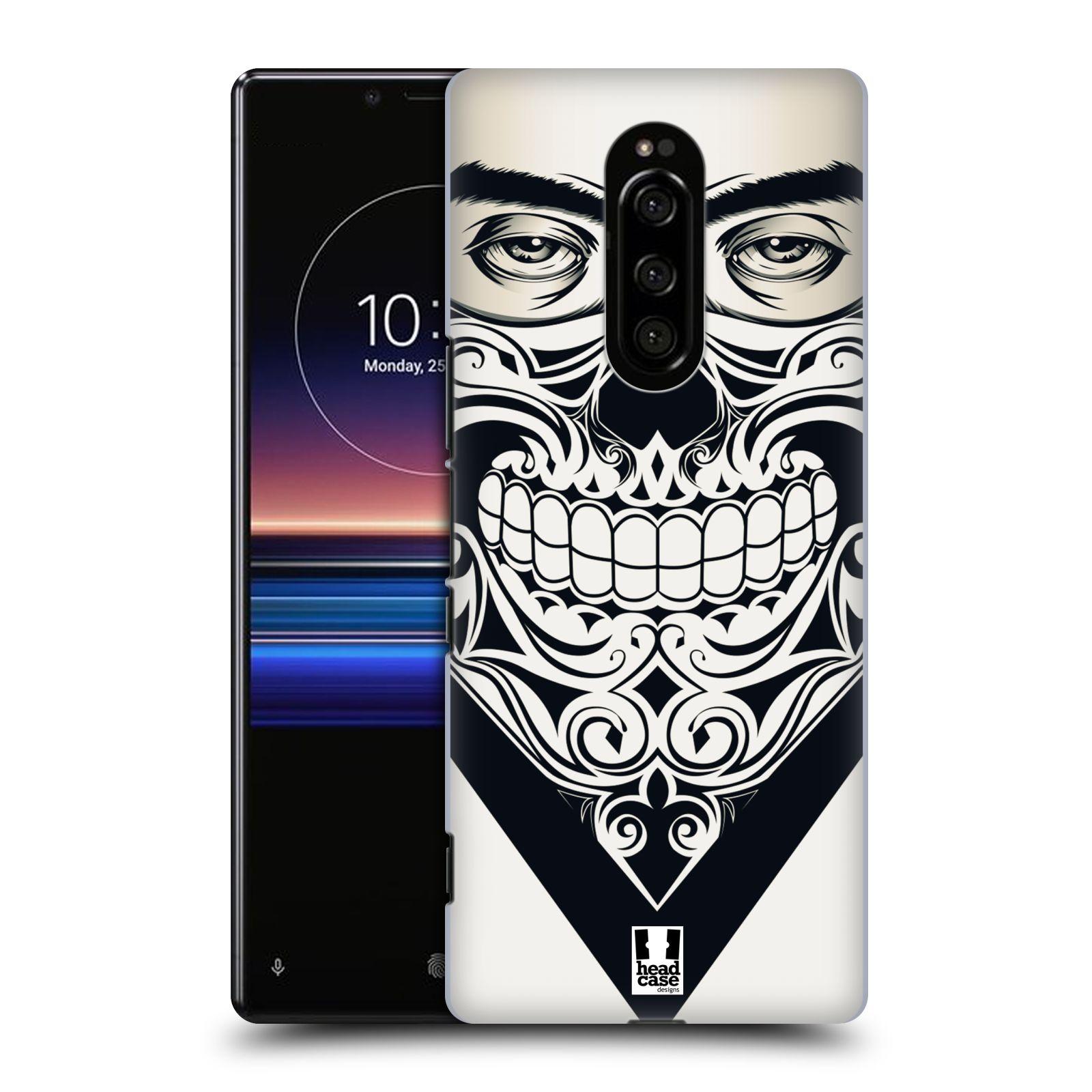 Plastové pouzdro na mobil Sony Xperia 1 - Head Case - LEBKA BANDANA
