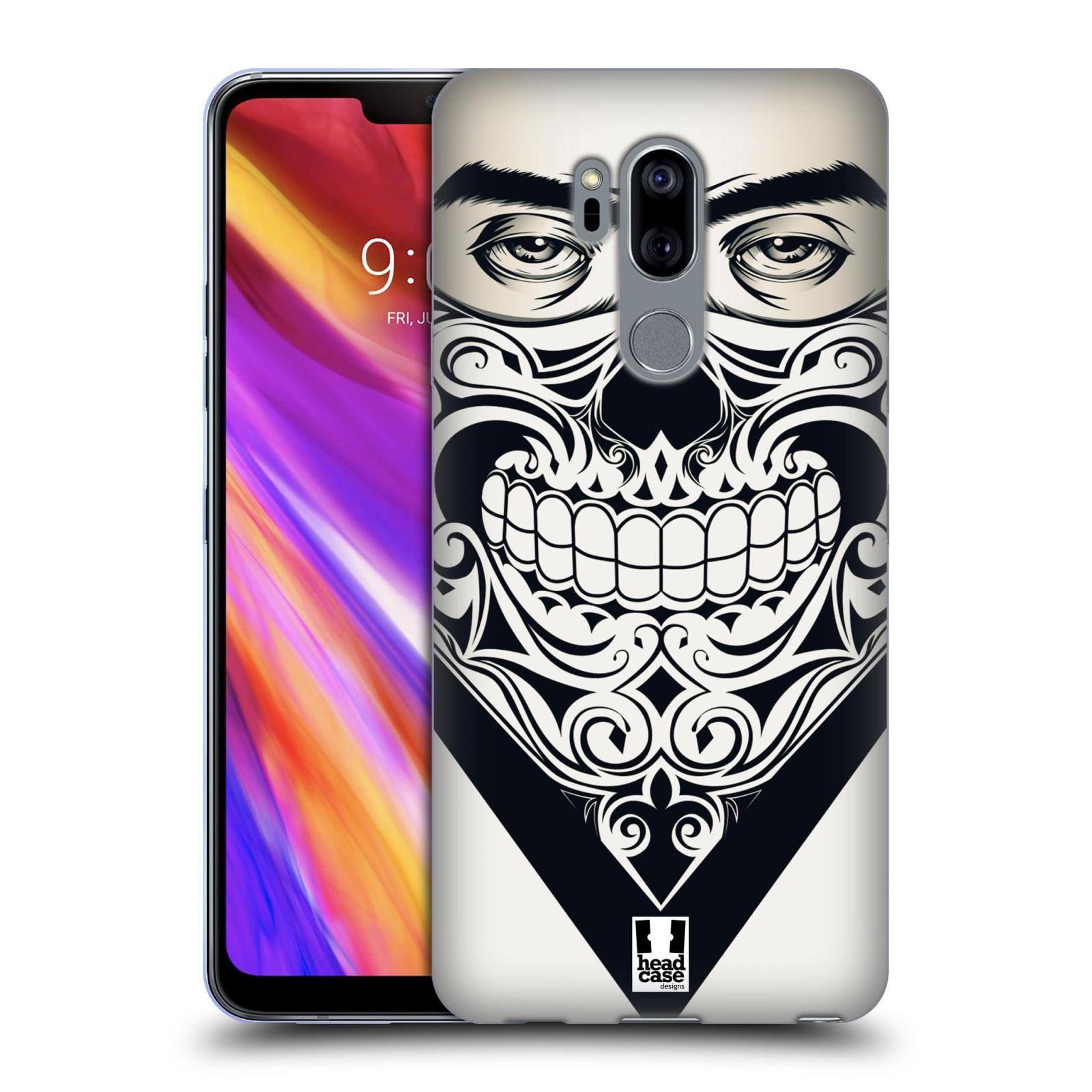 Silikonové pouzdro na mobil LG G7 ThinQ - Head Case - LEBKA BANDANA