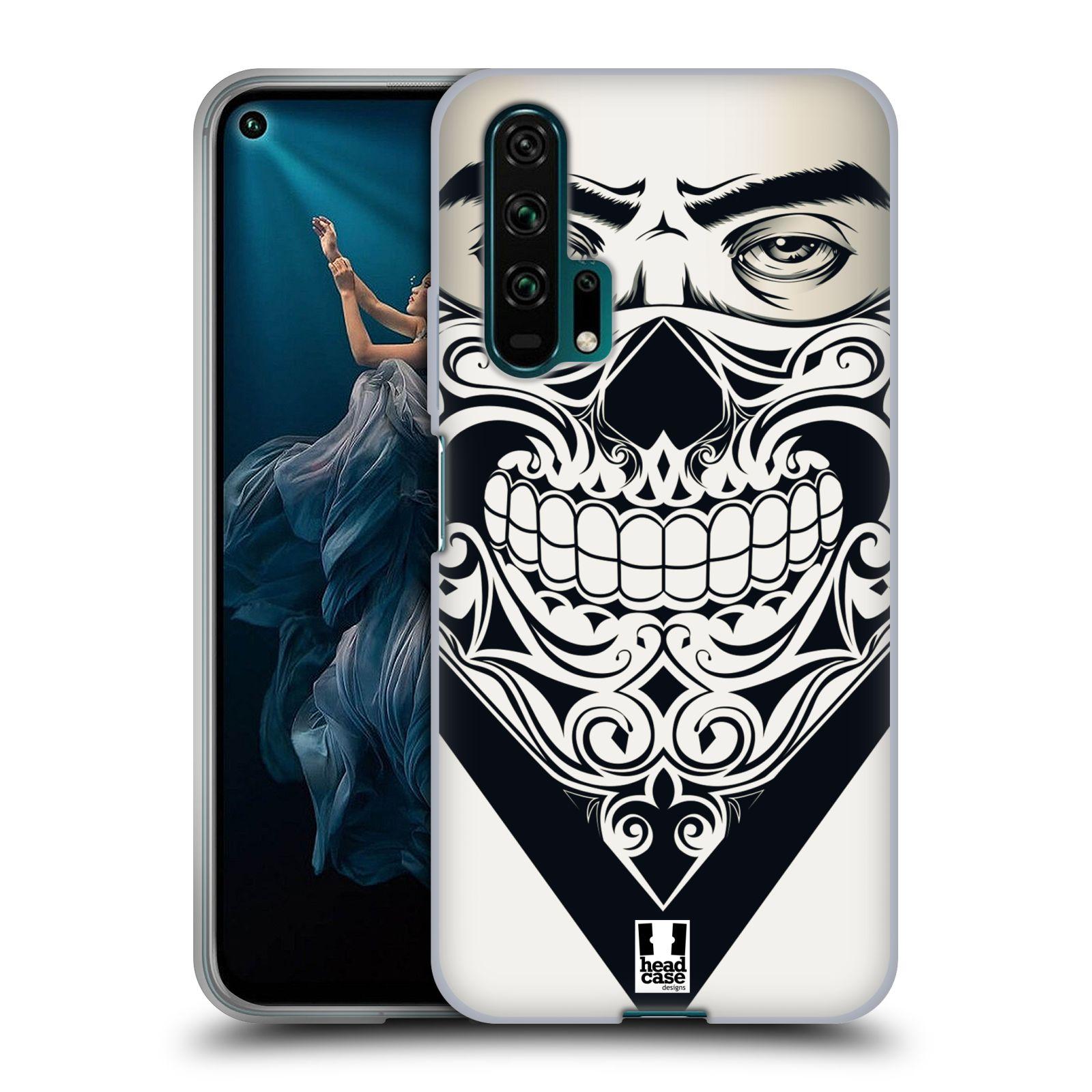 Silikonové pouzdro na mobil Honor 20 Pro - Head Case - LEBKA BANDANA