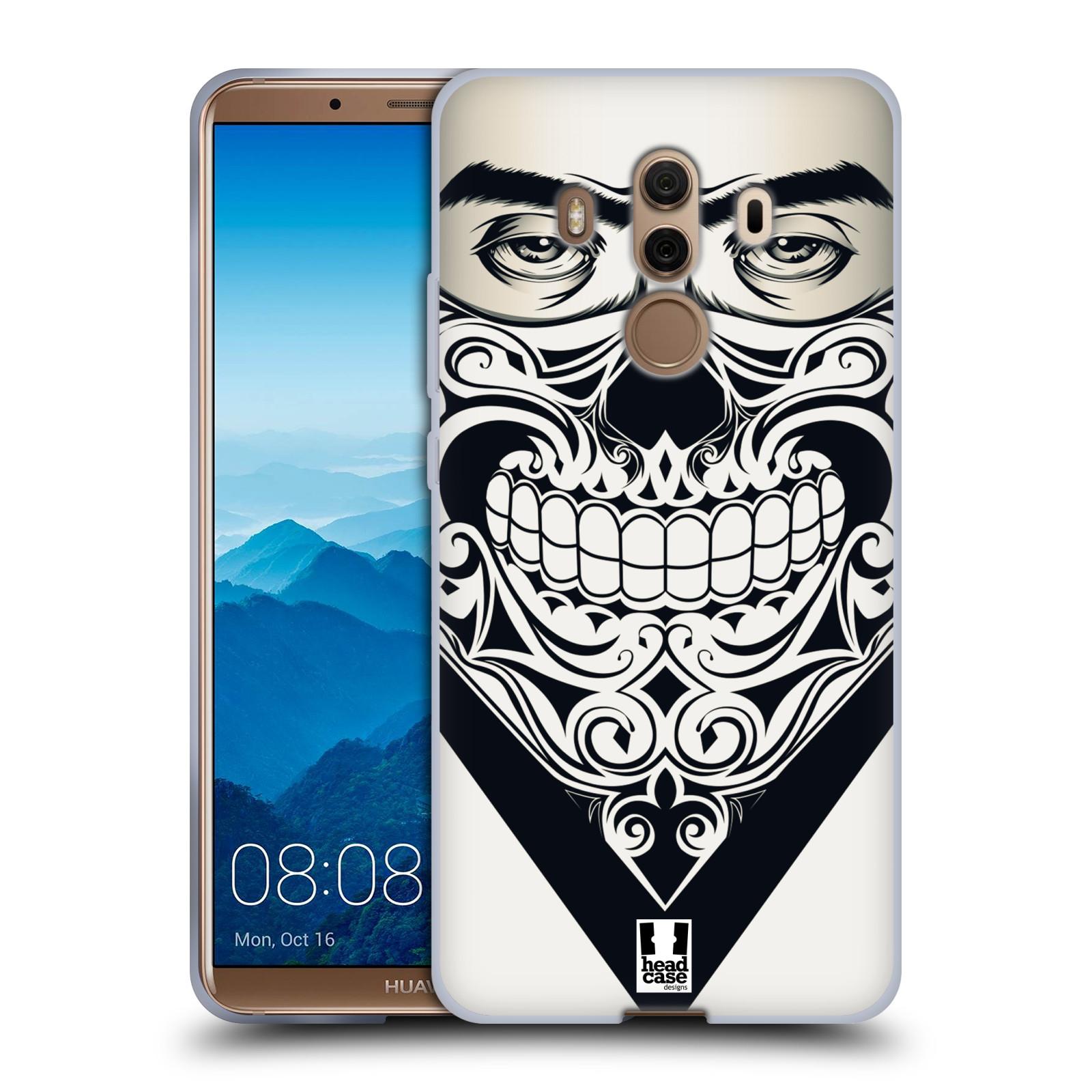 Silikonové pouzdro na mobil Huawei Mate 10 Pro - Head Case - LEBKA BANDANA