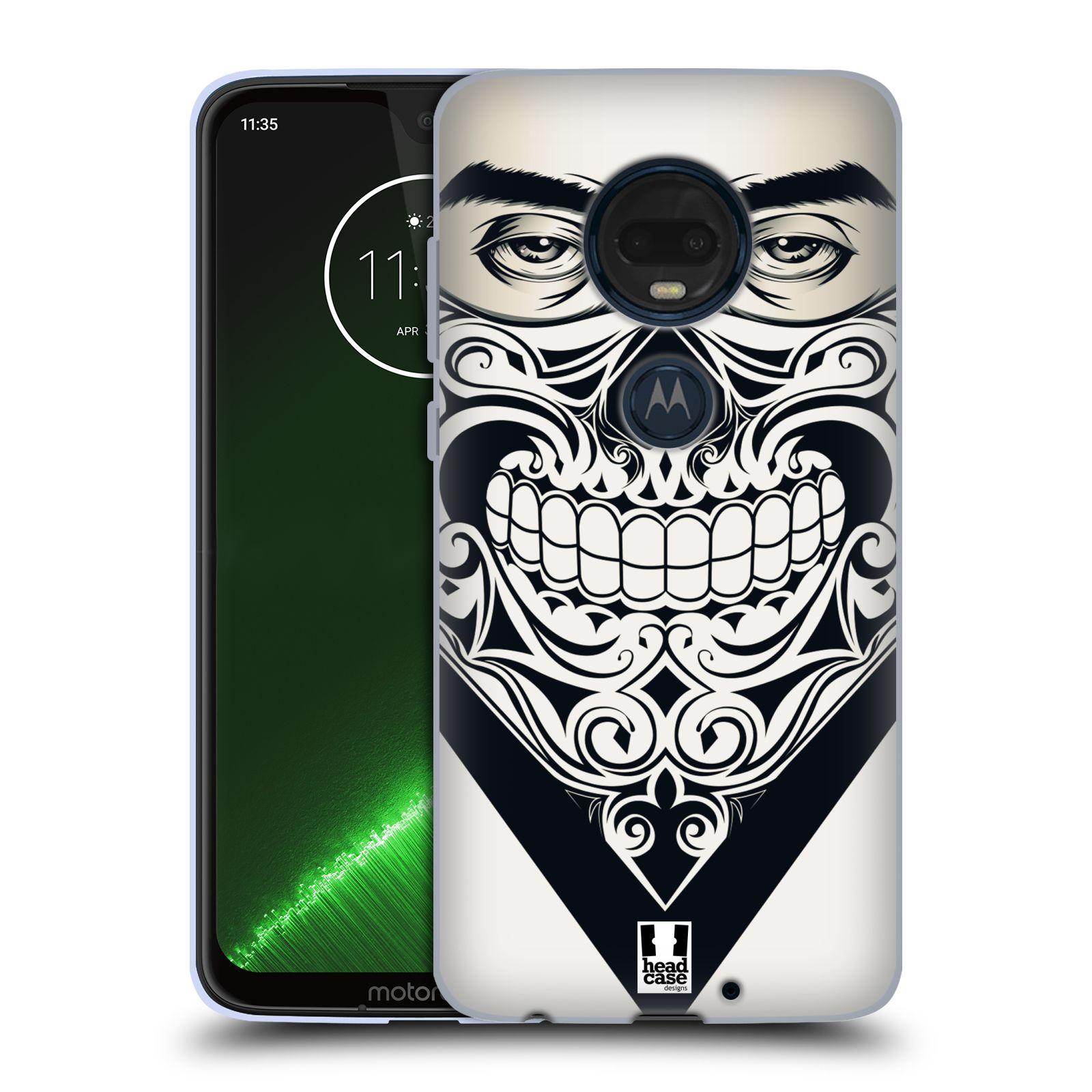 Silikonové pouzdro na mobil Motorola Moto G7 Plus - Head Case - LEBKA BANDANA