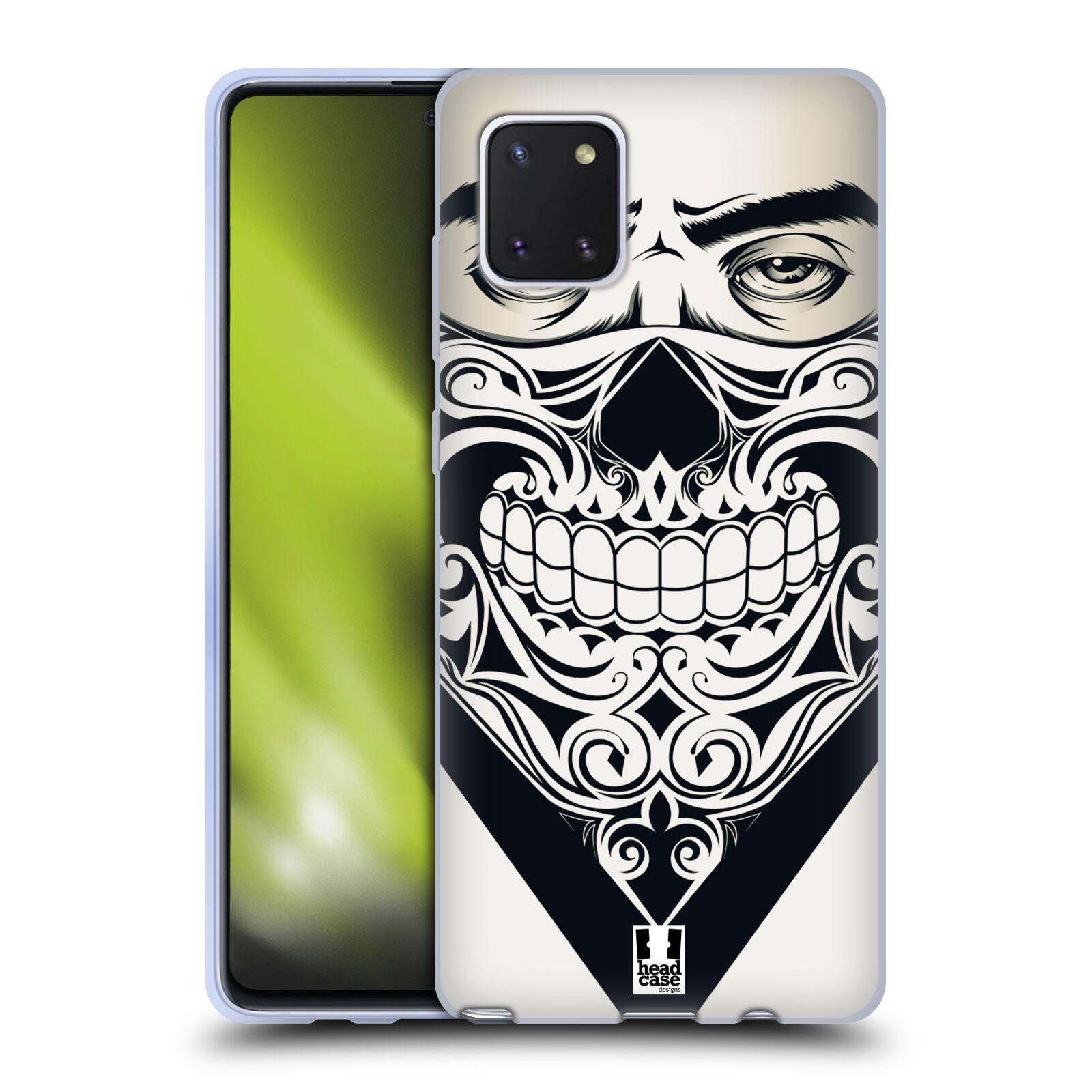 Silikonové pouzdro na mobil Samsung Galaxy Note 10 Lite - Head Case - LEBKA BANDANA