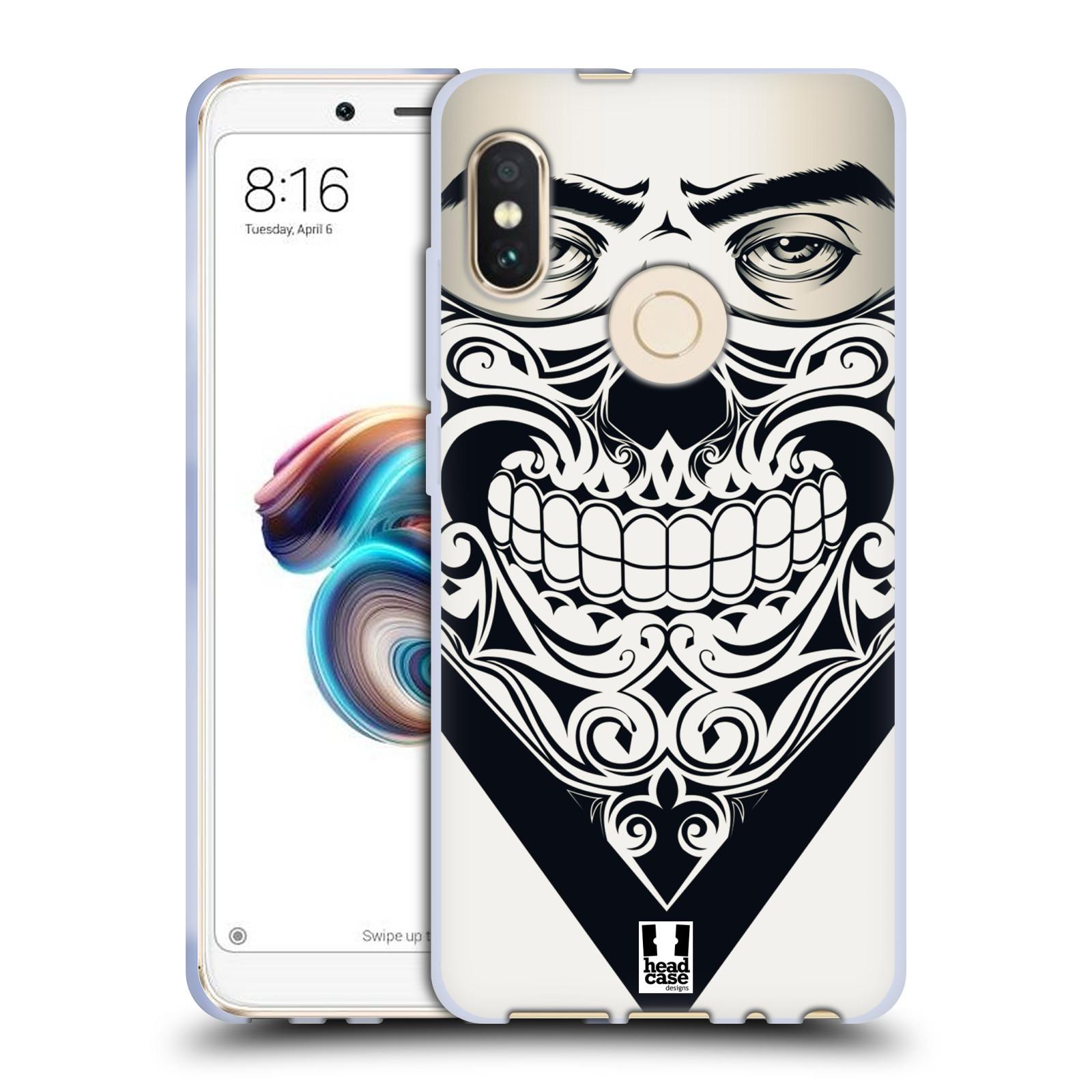 Silikonové pouzdro na mobil Xiaomi Redmi Note 5 - Head Case - LEBKA BANDANA