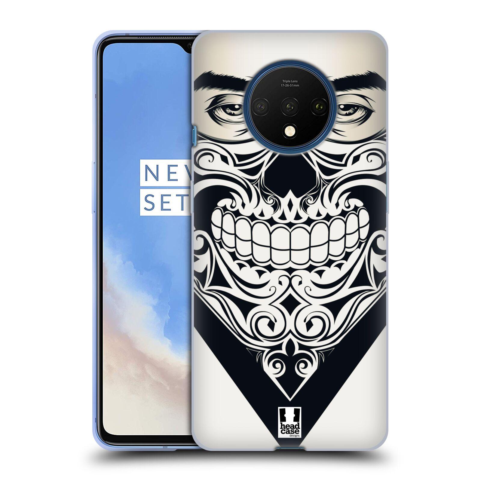 Silikonové pouzdro na mobil OnePlus 7T - Head Case - LEBKA BANDANA