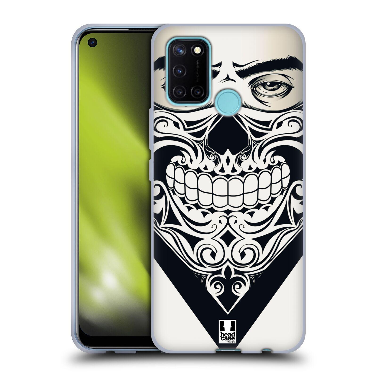 Silikonové pouzdro na mobil Realme 7i - Head Case - LEBKA BANDANA