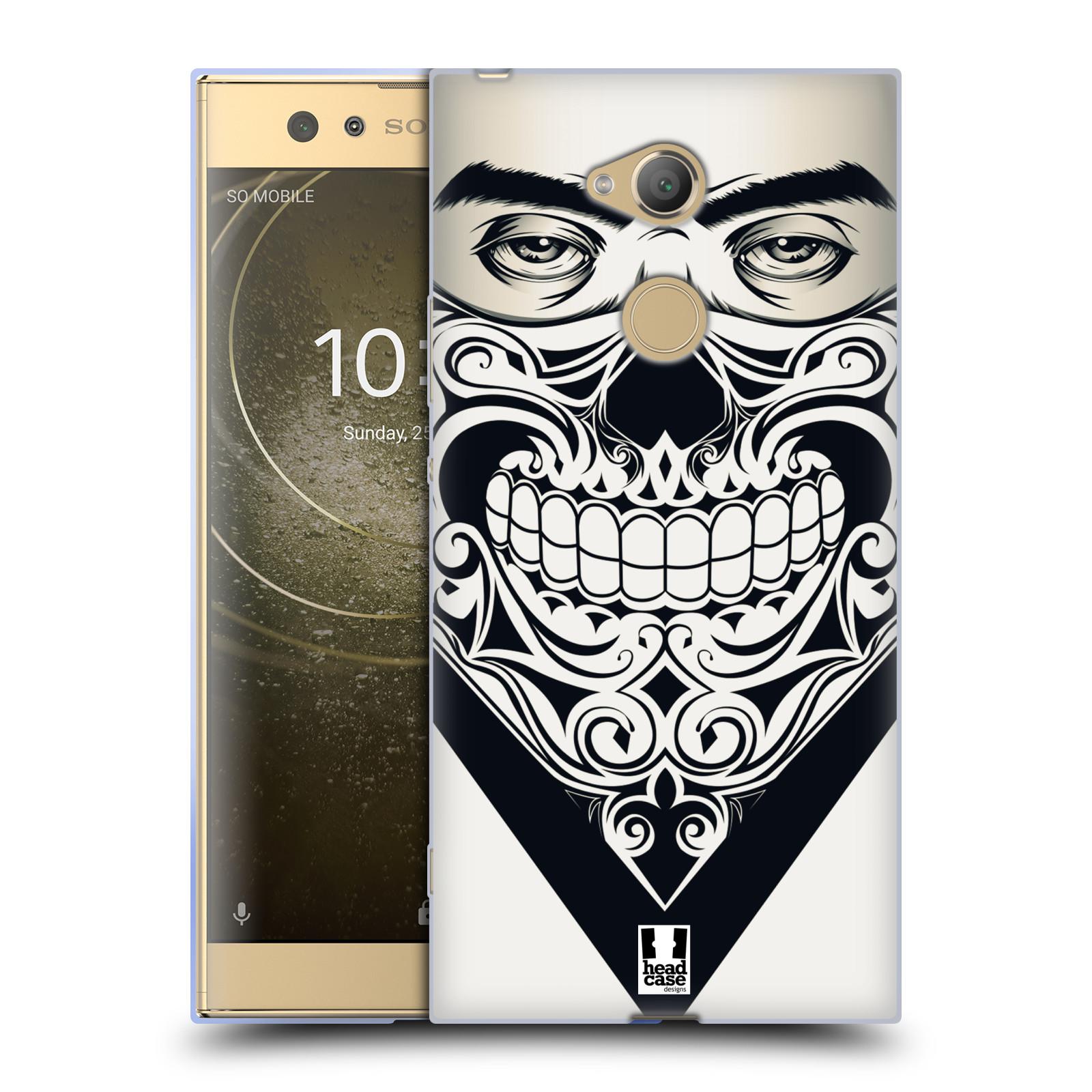 Silikonové pouzdro na mobil Sony Xperia XA2 Ultra - Head Case - LEBKA BANDANA