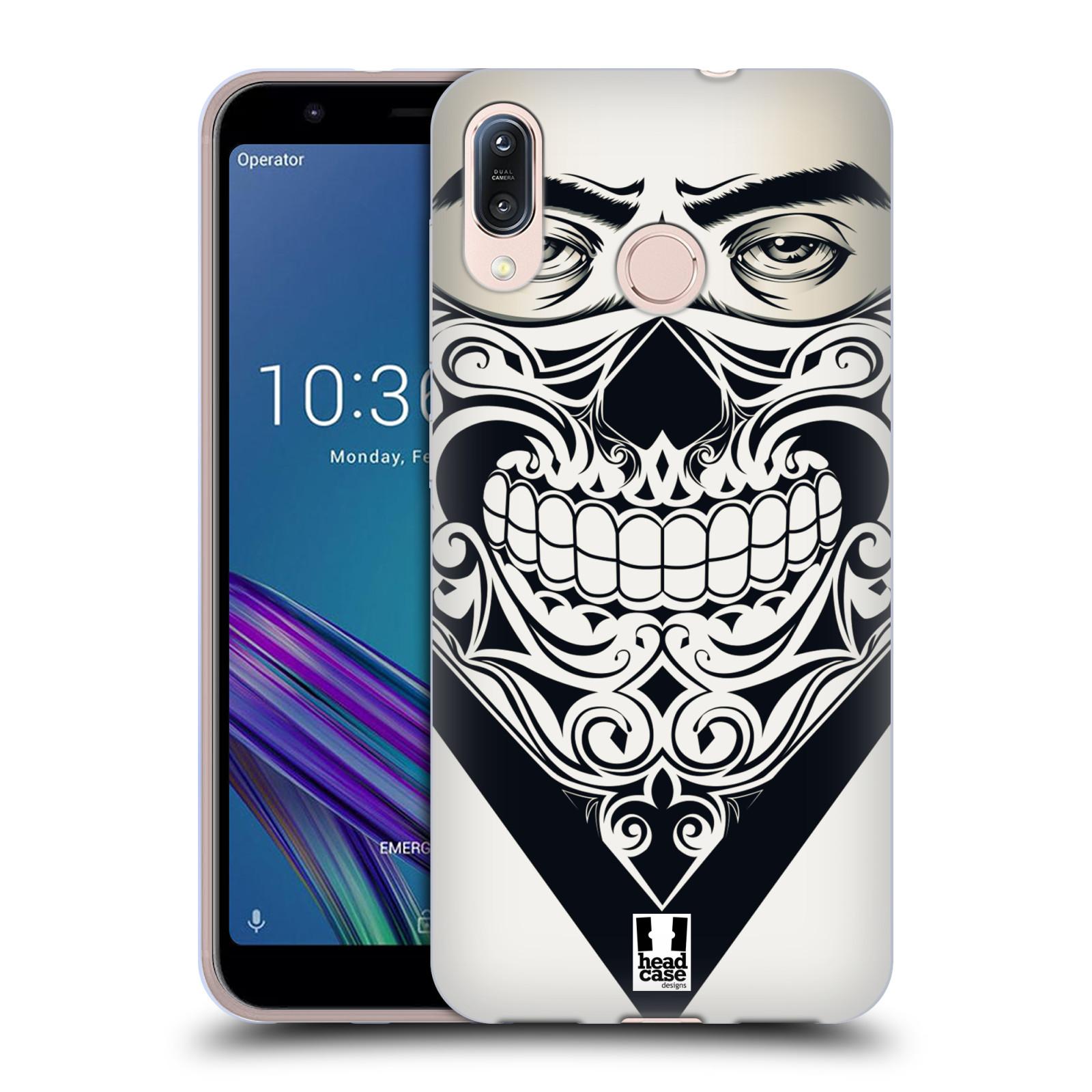 Silikonové pouzdro na mobil Asus Zenfone Max M1 ZB555KL - Head Case - LEBKA BANDANA